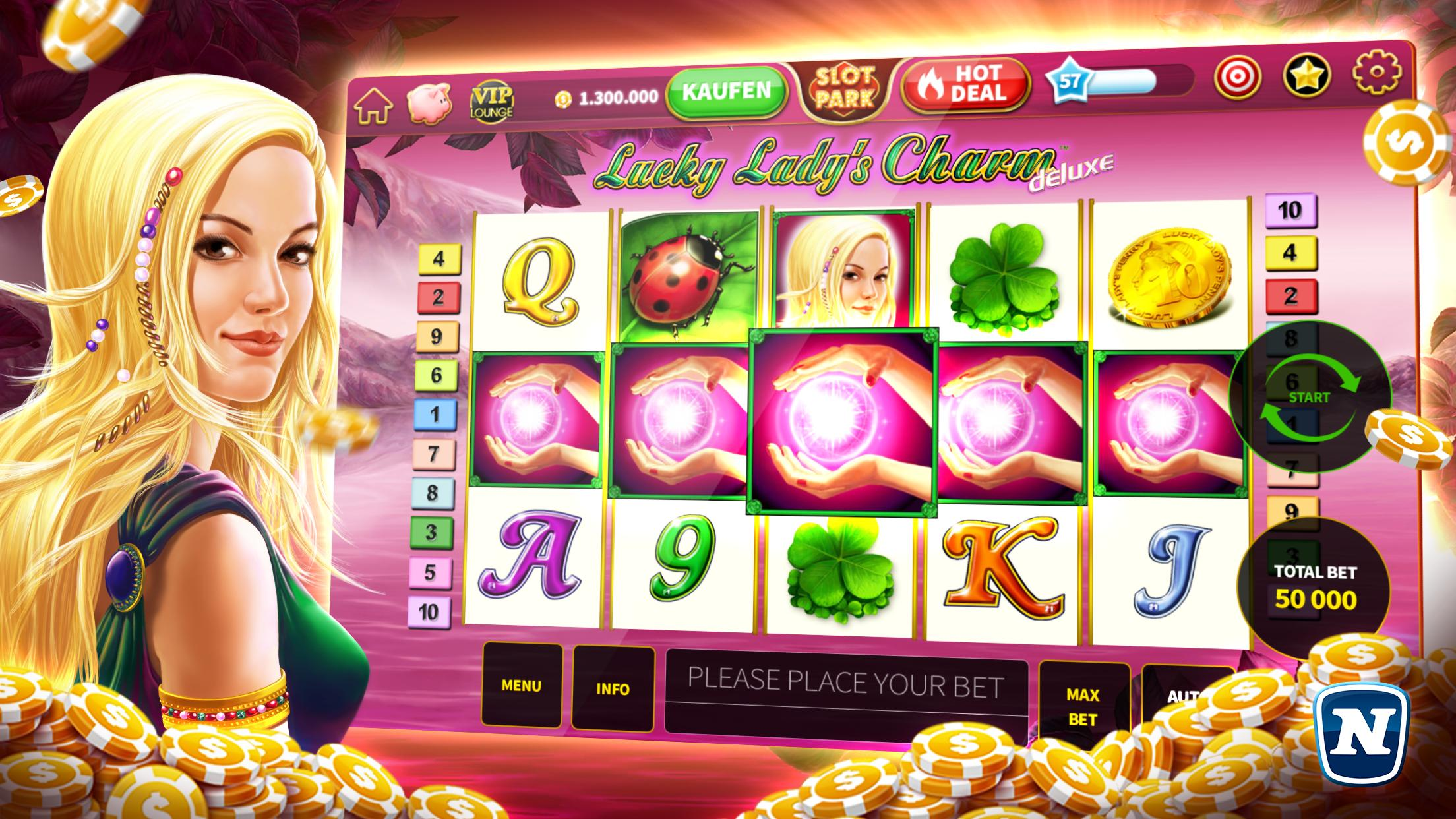 Slotpark Online Casino Games & Free Slot Machine 3.21.1 Screenshot 4