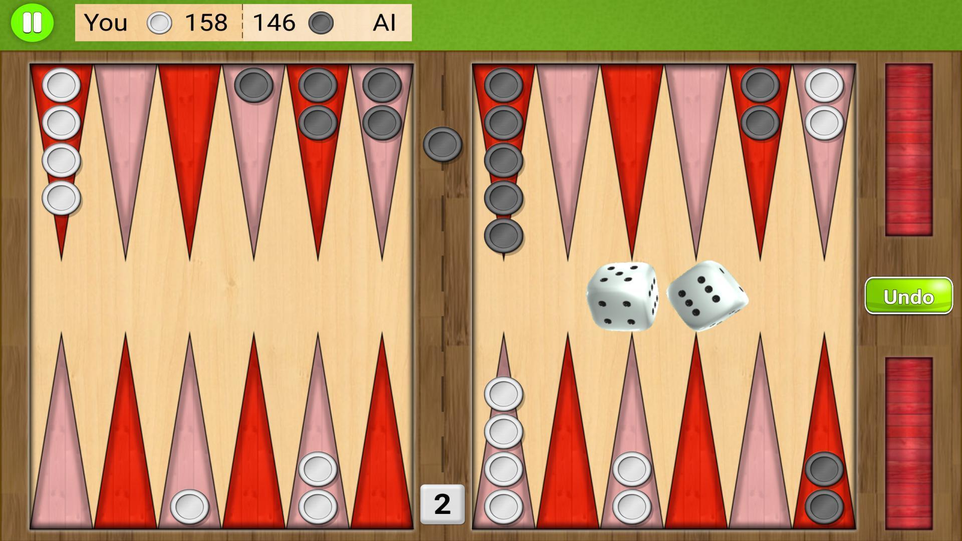 Backgammon Unlimited 1.1.8 Screenshot 1