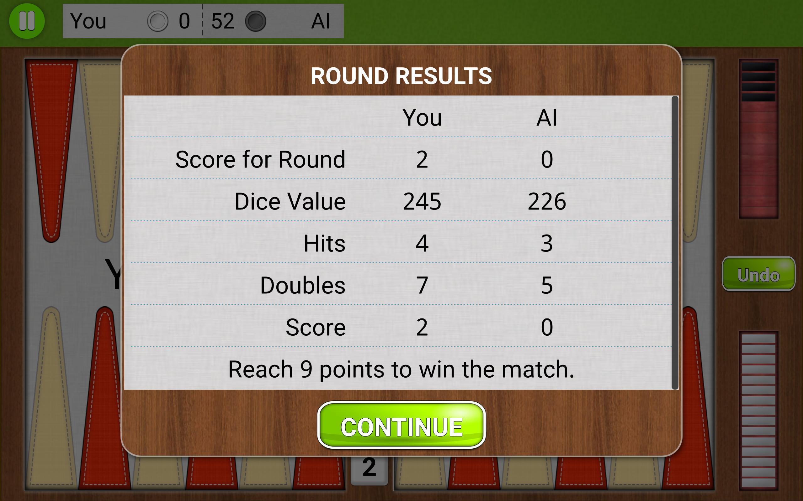 Backgammon Unlimited 1.1.8 Screenshot 13