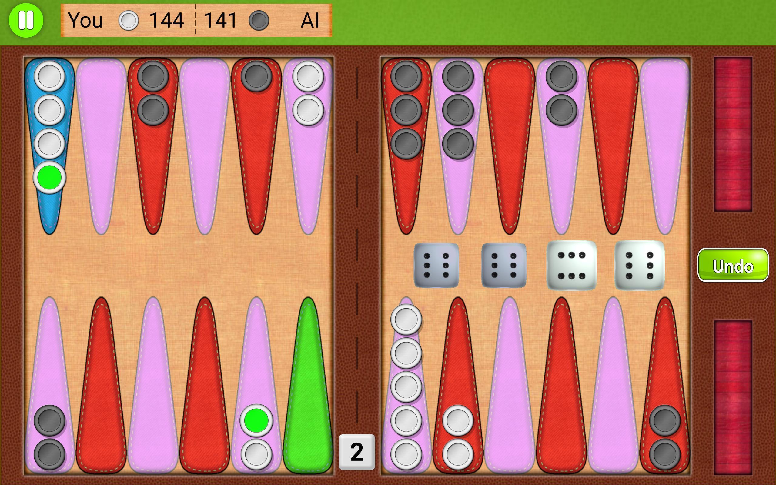 Backgammon Unlimited 1.1.8 Screenshot 14
