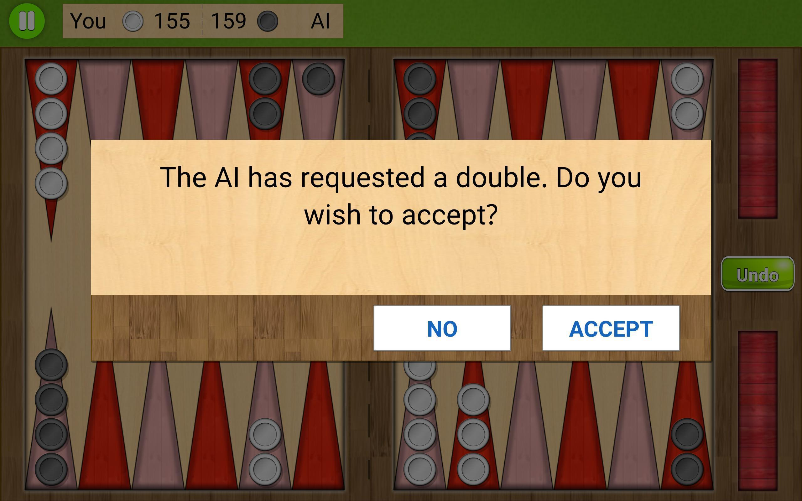 Backgammon Unlimited 1.1.8 Screenshot 15