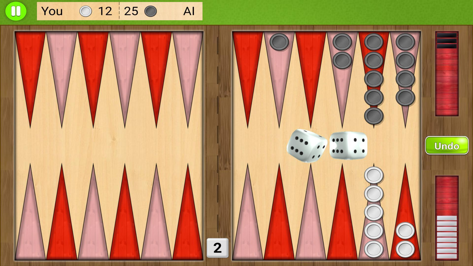 Backgammon Unlimited 1.1.8 Screenshot 20
