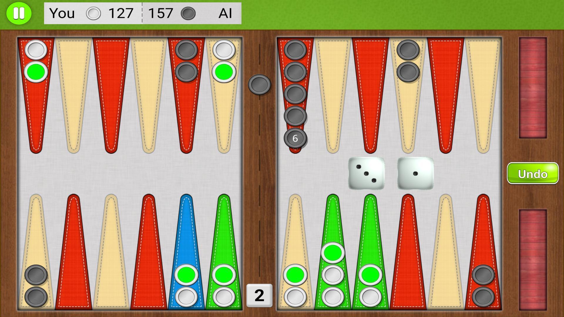 Backgammon Unlimited 1.1.8 Screenshot 21