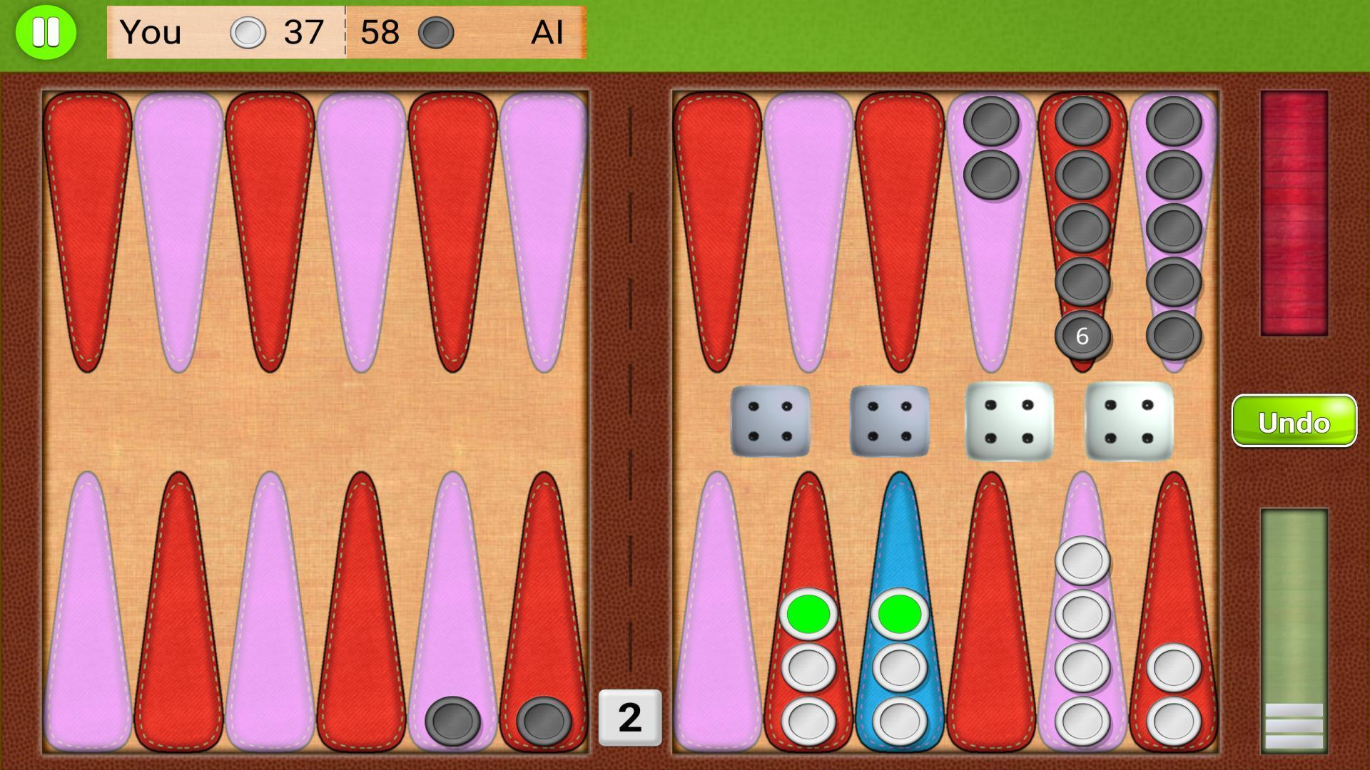 Backgammon Unlimited 1.1.8 Screenshot 23
