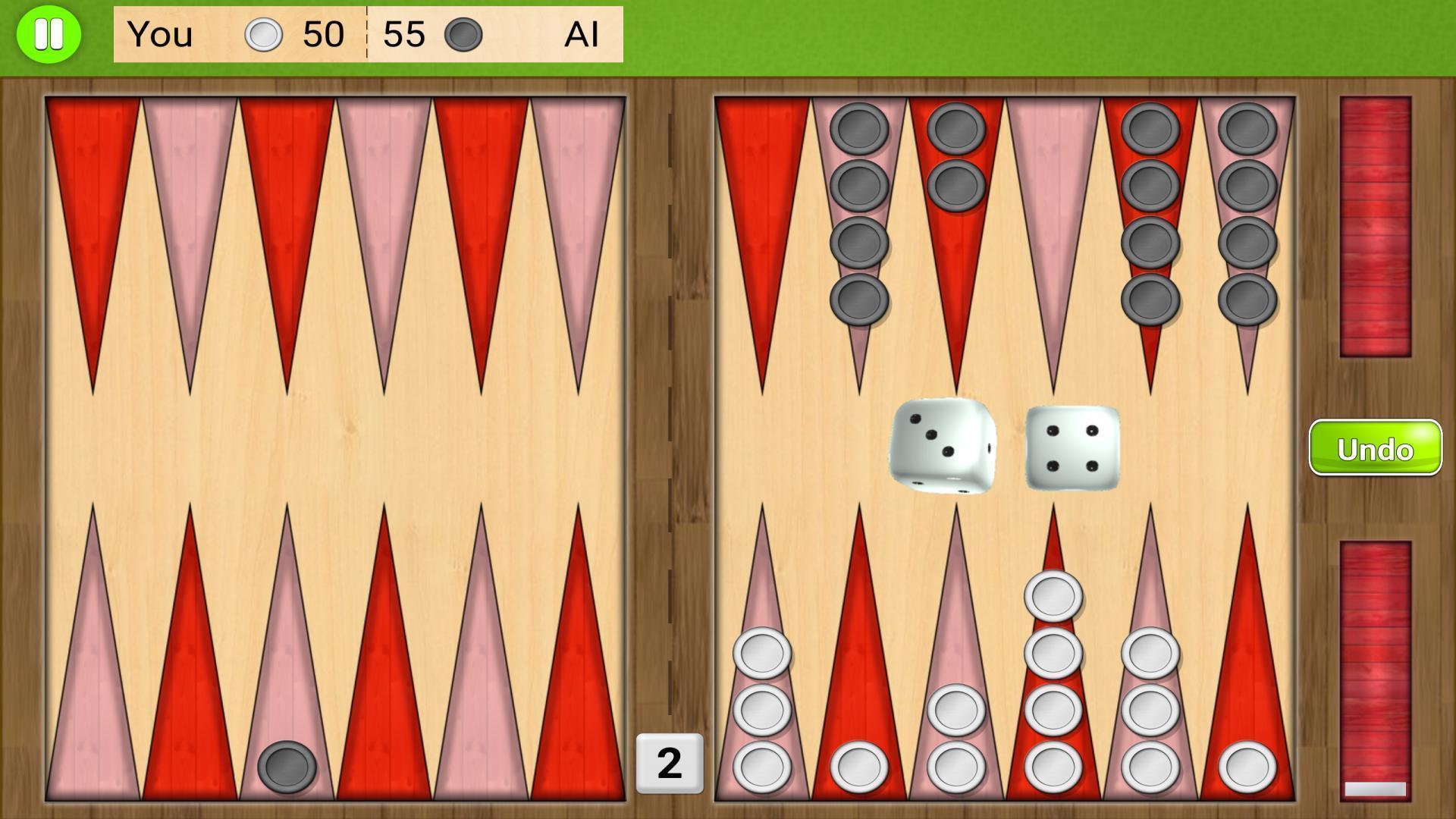 Backgammon Unlimited 1.1.8 Screenshot 3