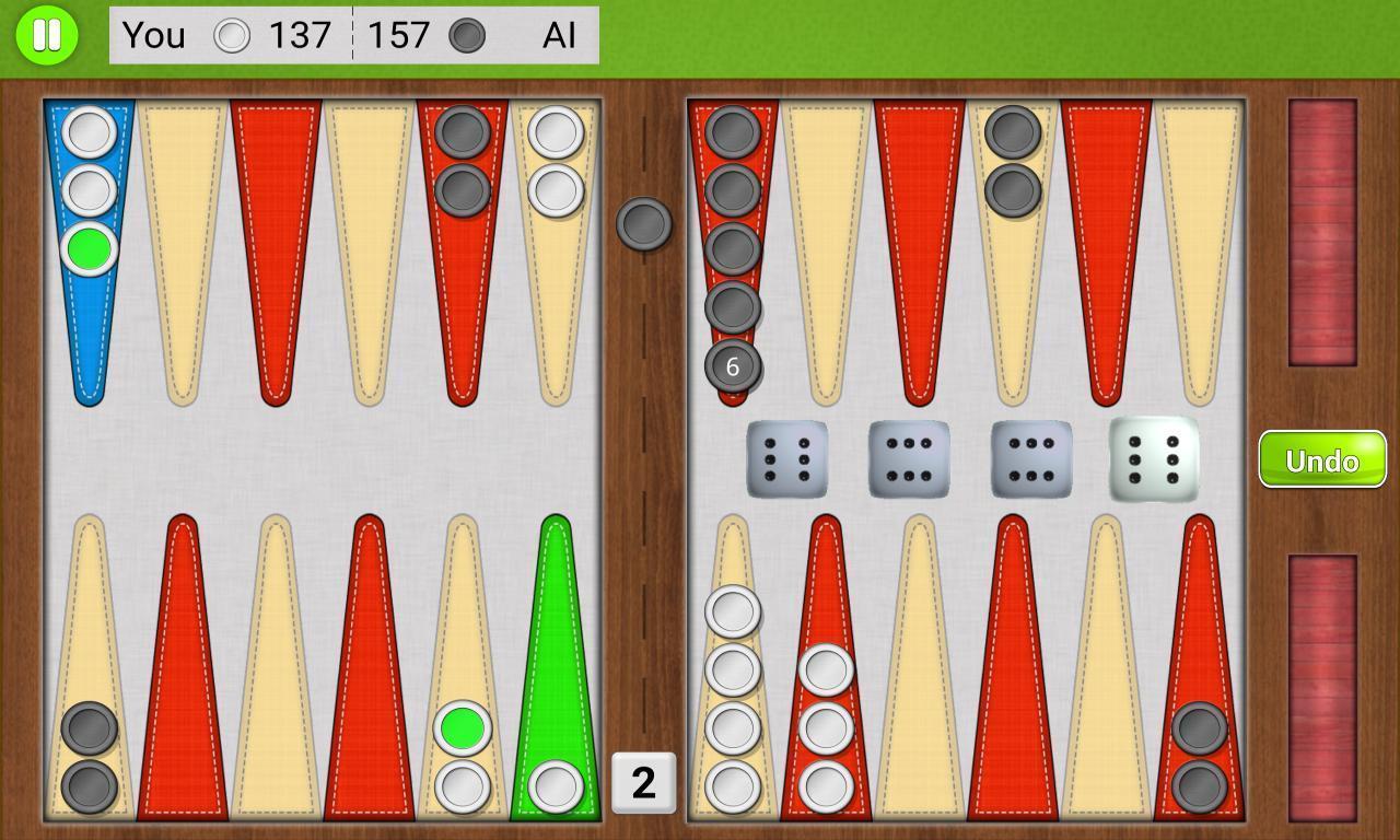 Backgammon Unlimited 1.1.8 Screenshot 4