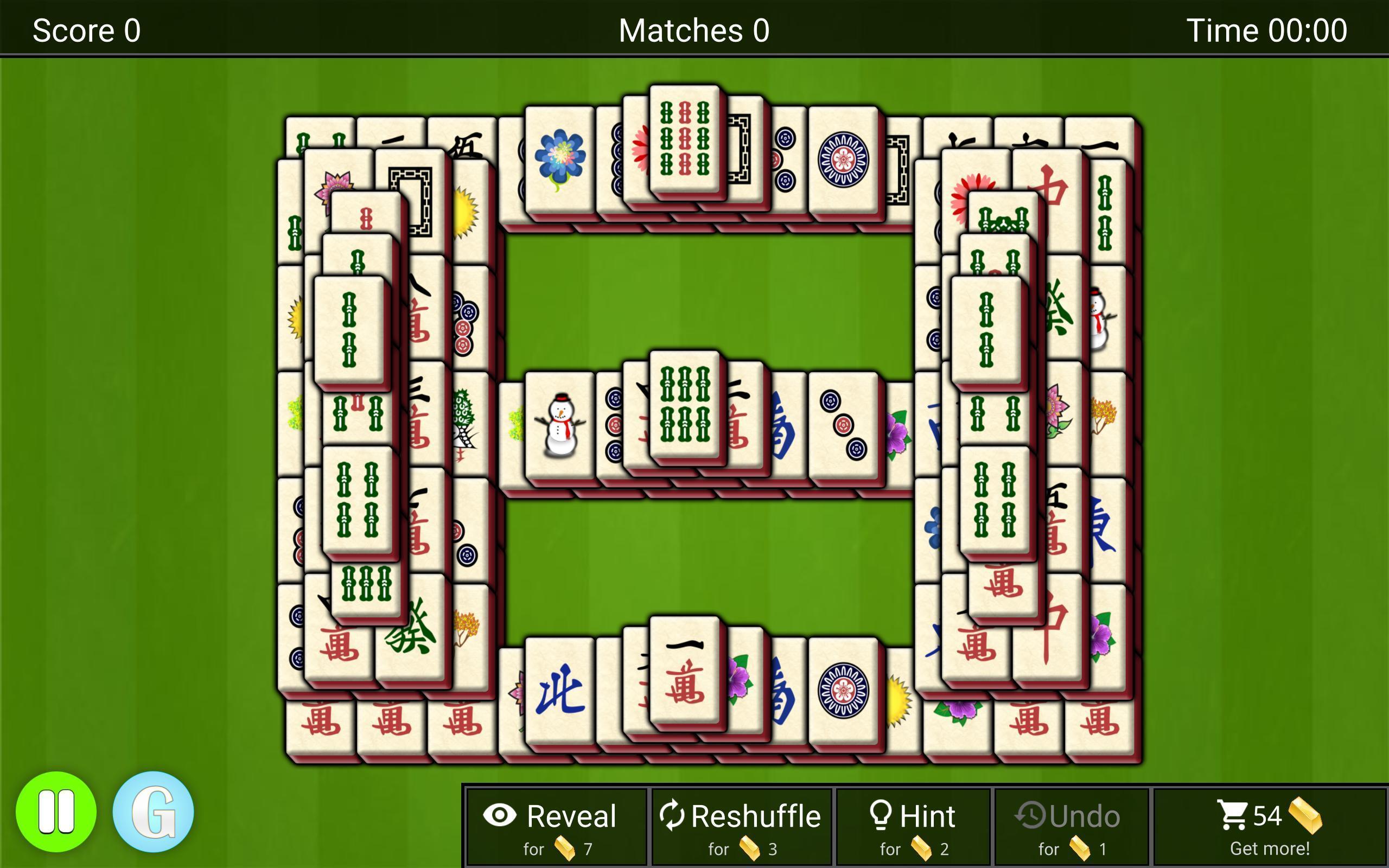 Mahjong 1.1.5 Screenshot 15