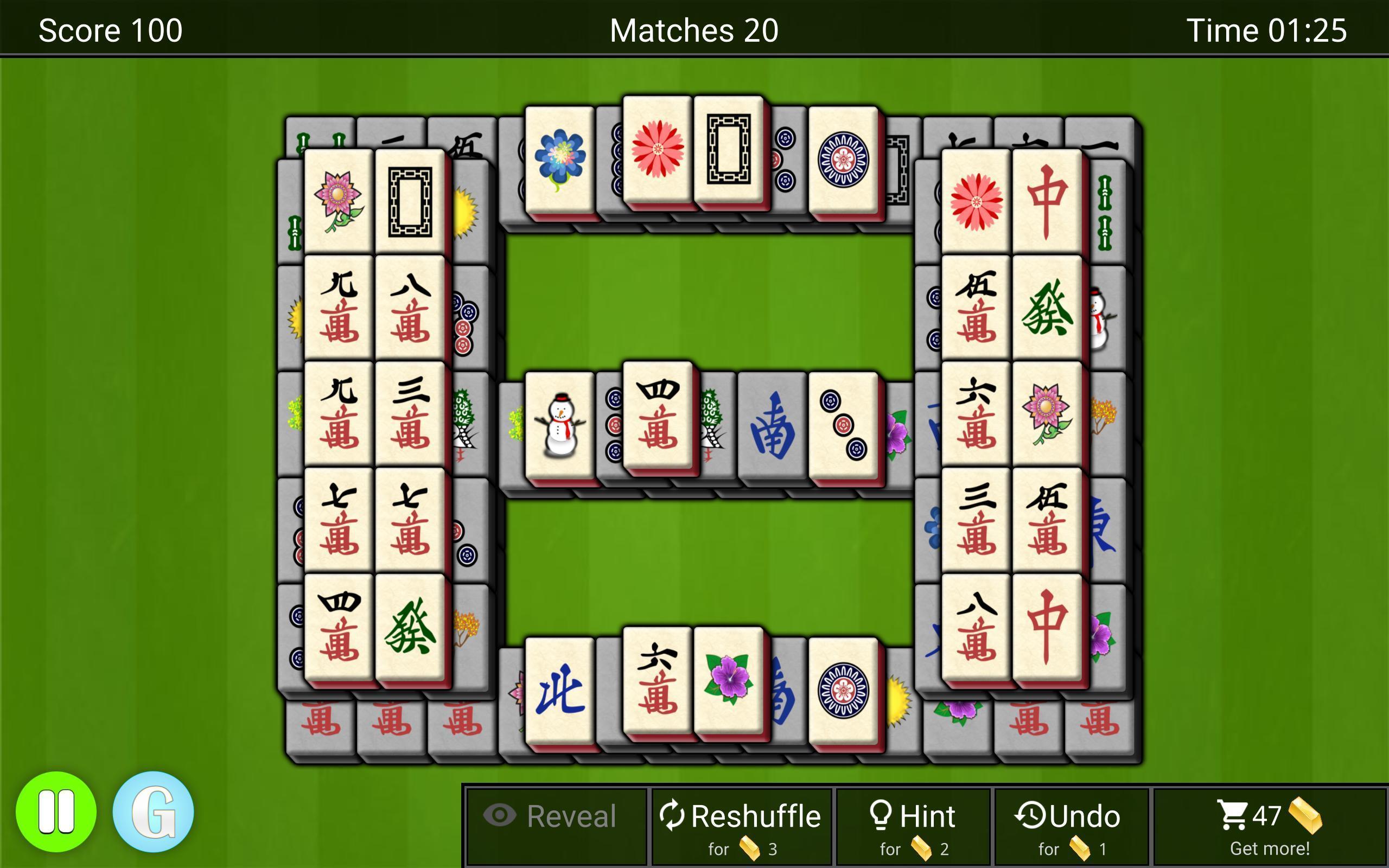 Mahjong 1.1.5 Screenshot 16