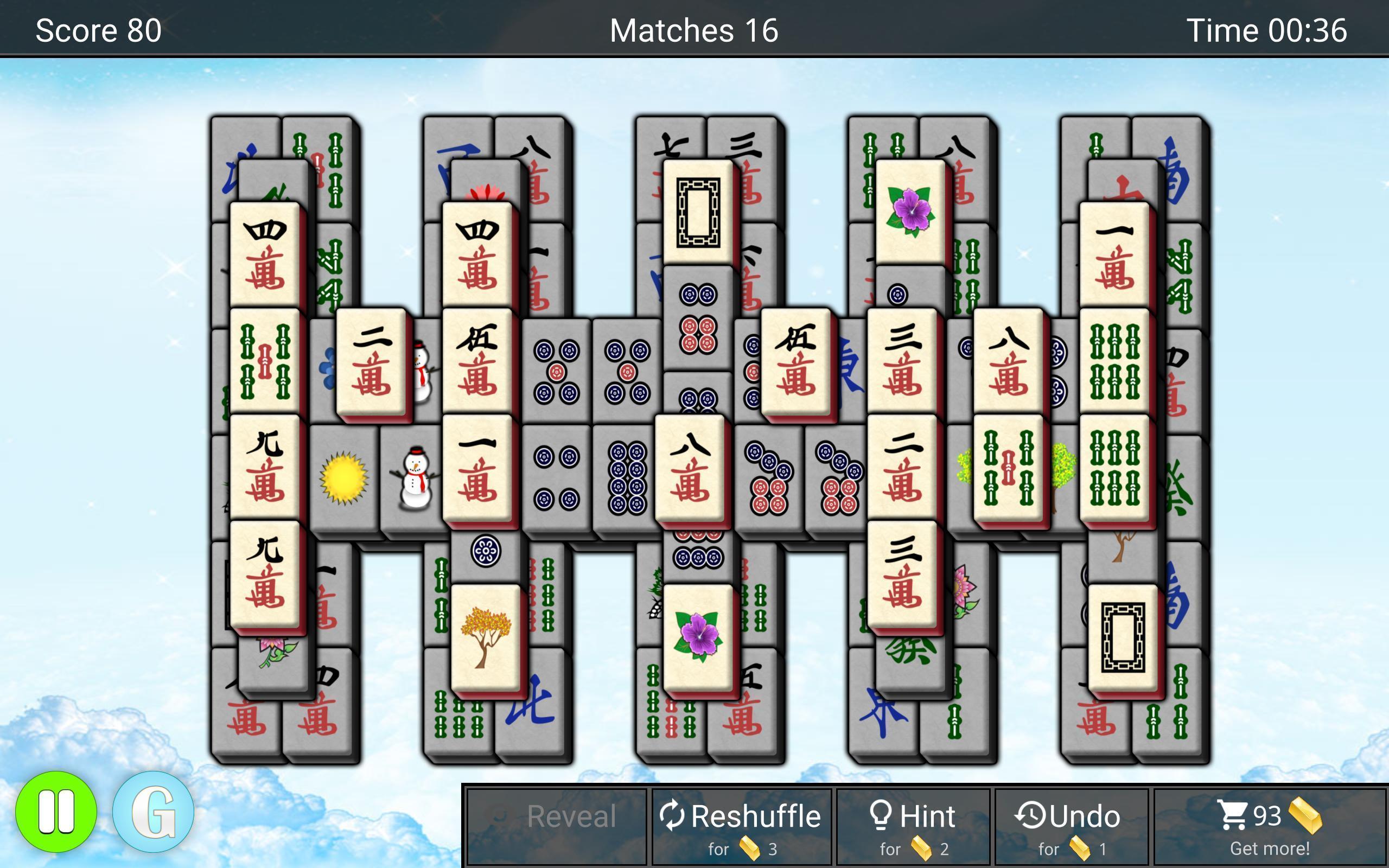 Mahjong 1.1.5 Screenshot 19