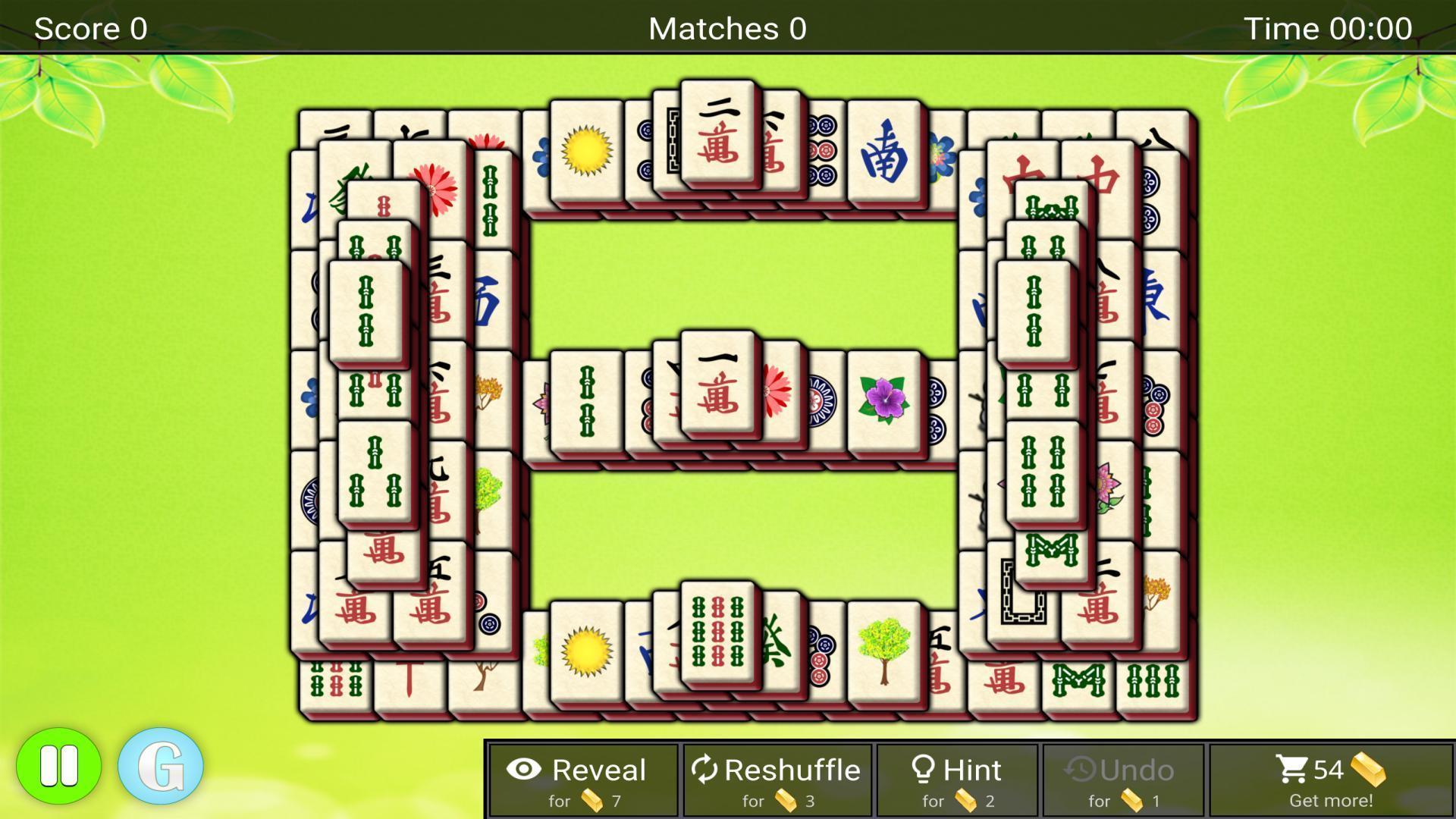 Mahjong 1.1.5 Screenshot 2