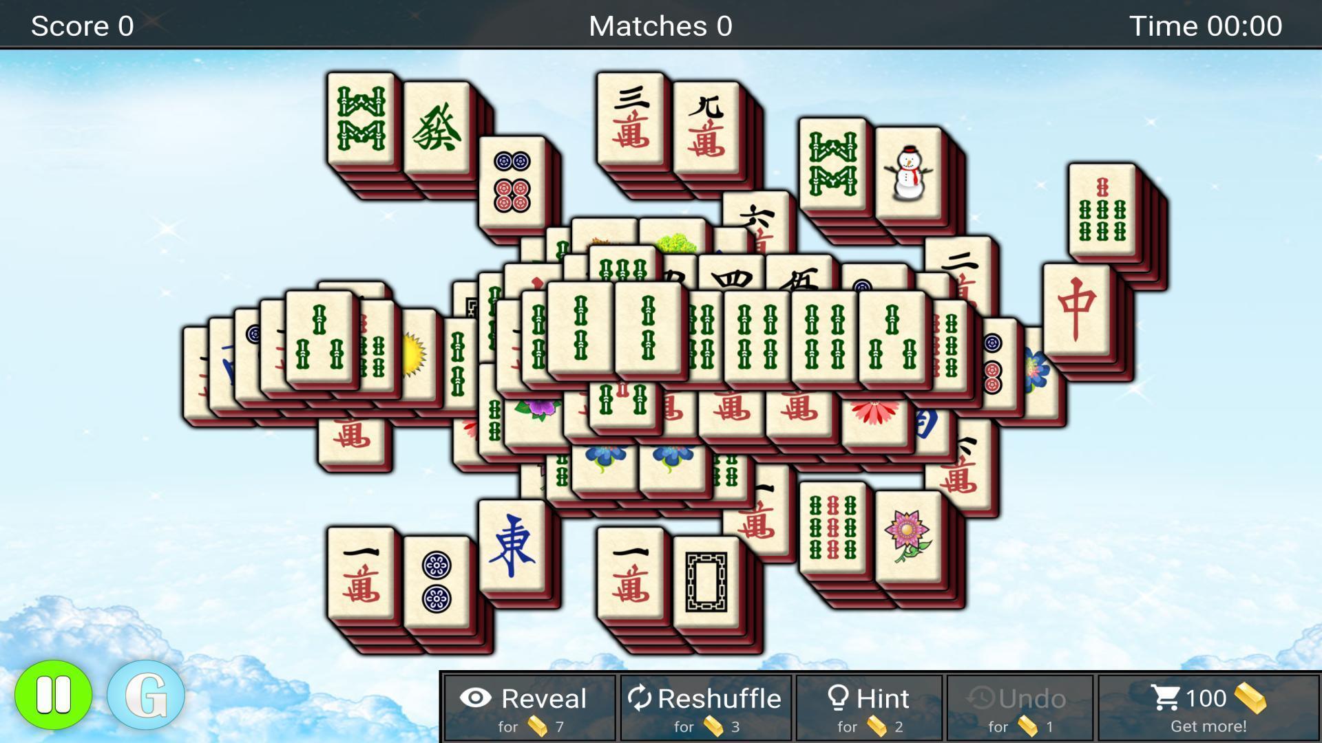 Mahjong 1.1.5 Screenshot 5