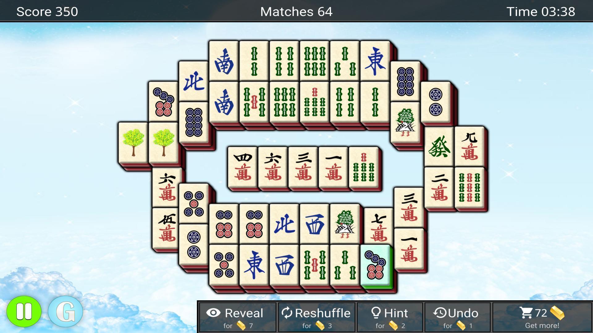 Mahjong 1.1.5 Screenshot 6