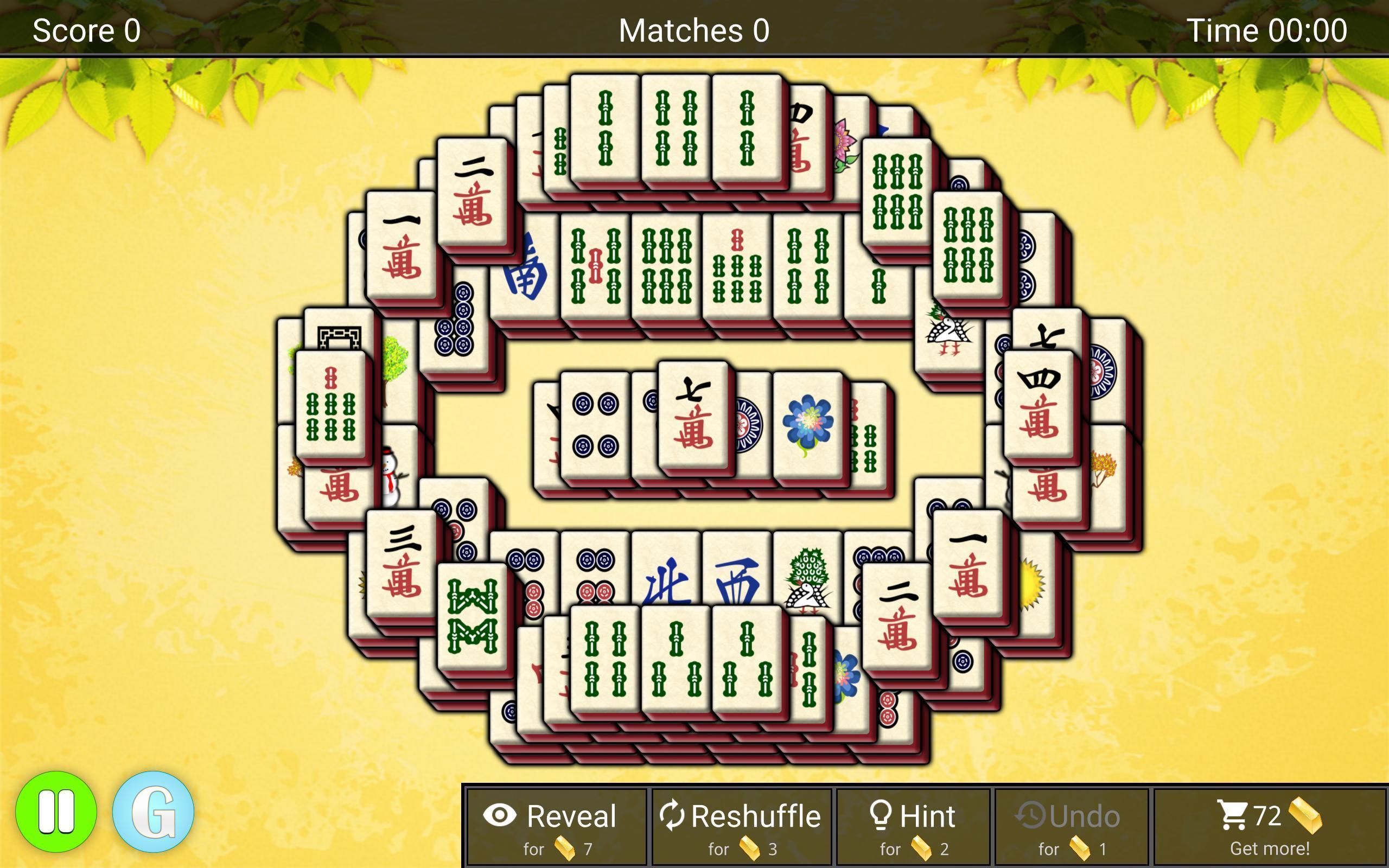 Mahjong 1.1.5 Screenshot 9