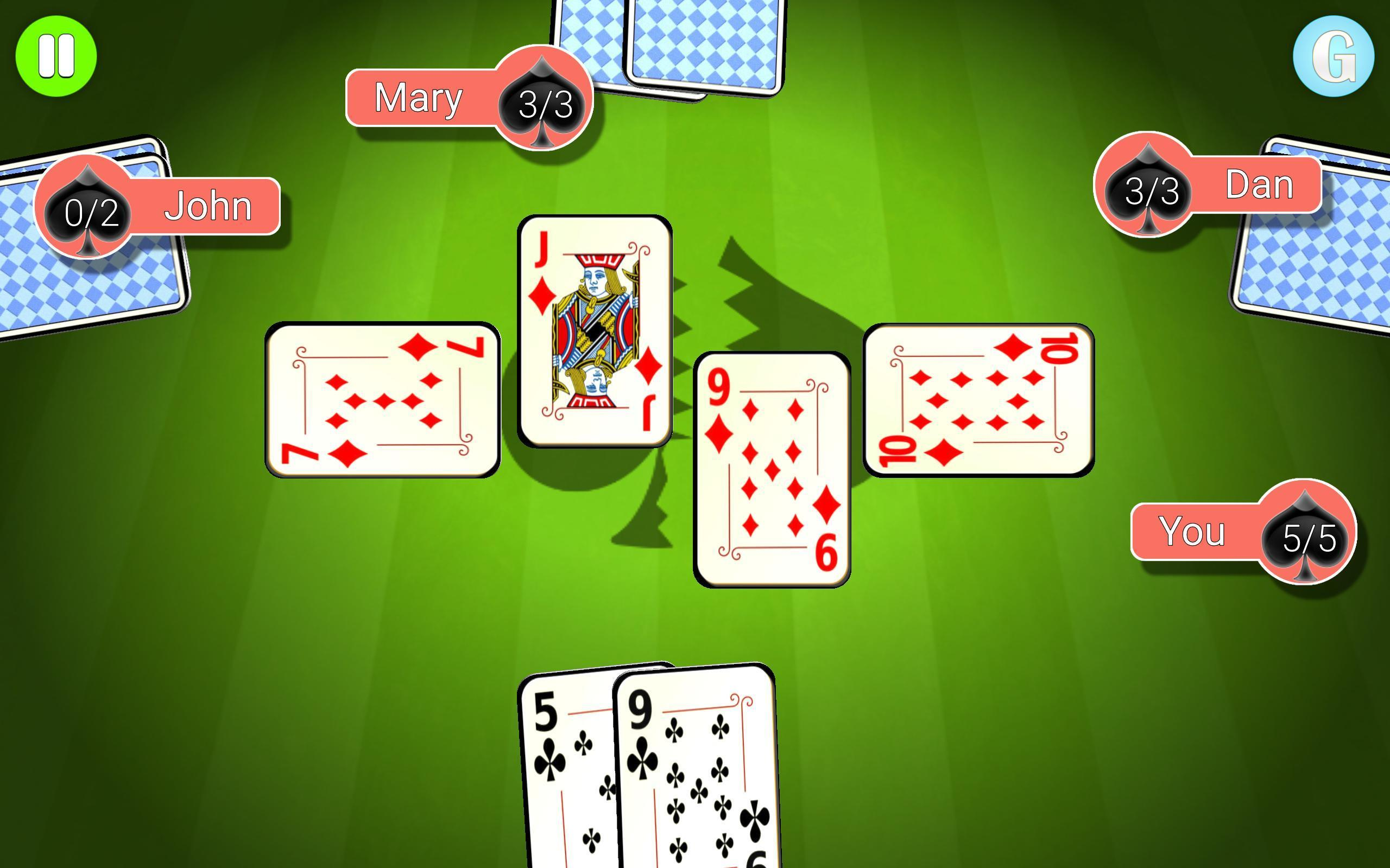 Spades Ultimate 1.1.3 Screenshot 11