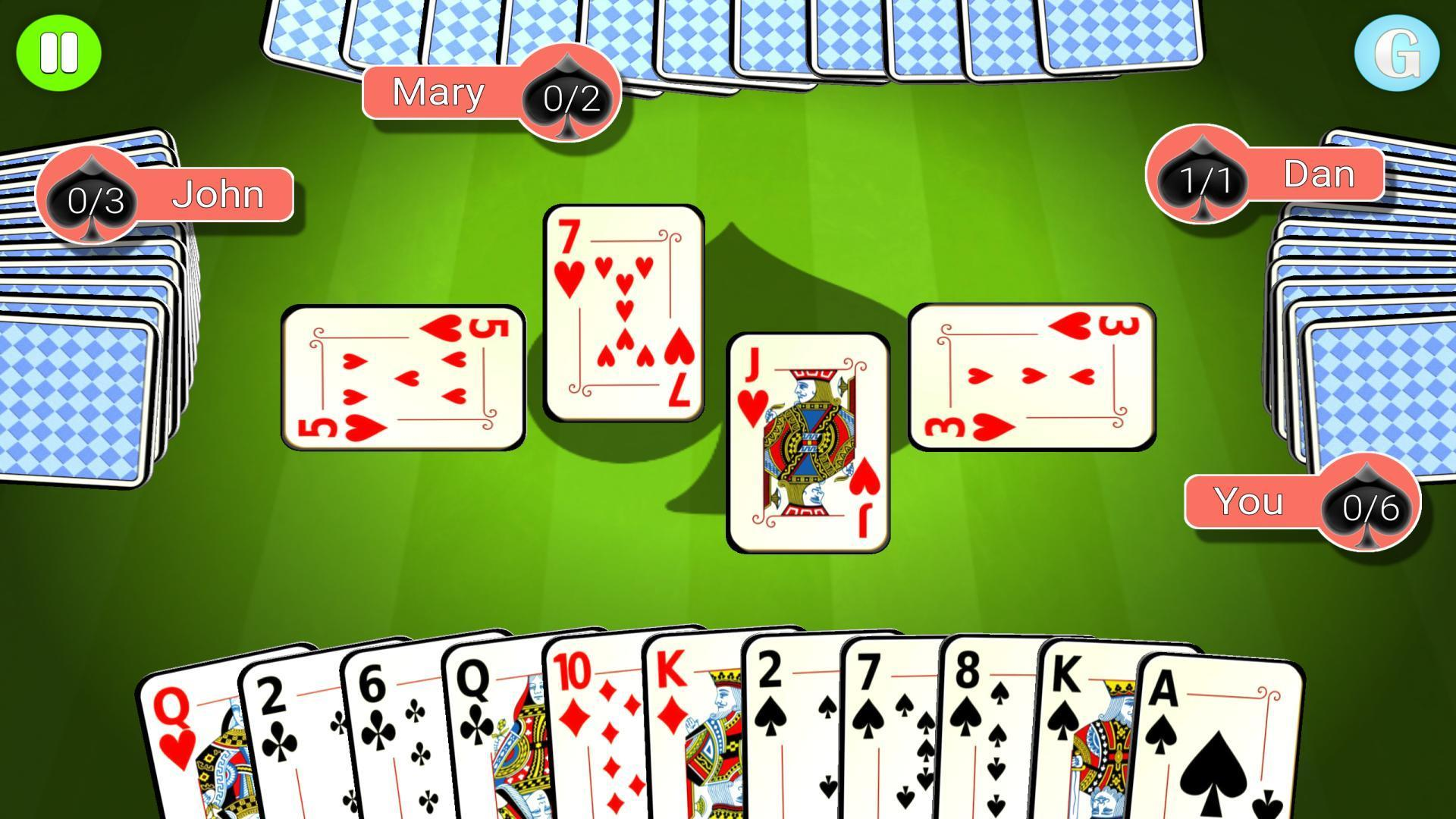 Spades Ultimate 1.1.3 Screenshot 17