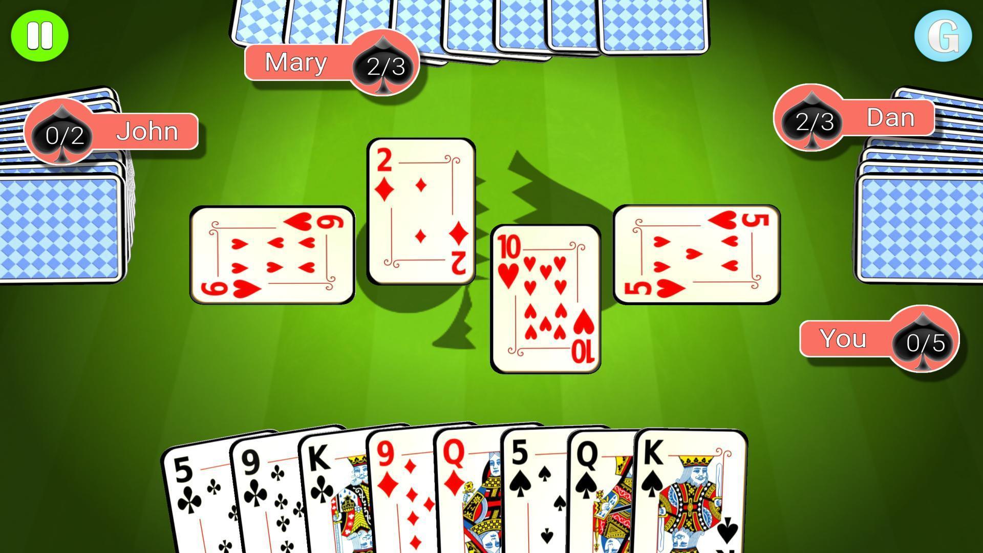 Spades Ultimate 1.1.3 Screenshot 2