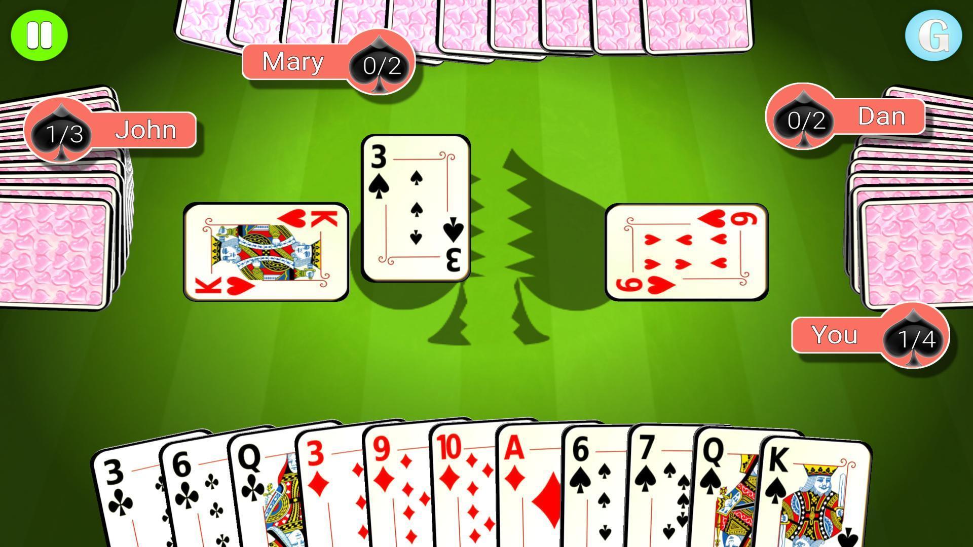 Spades Ultimate 1.1.3 Screenshot 24