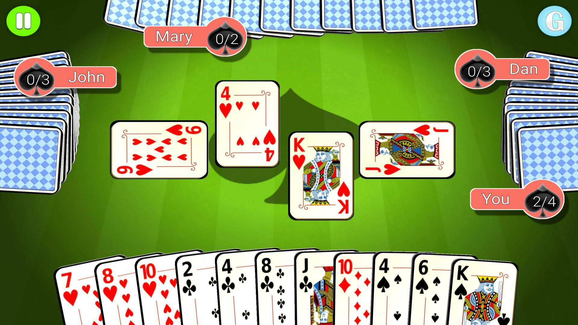 Spades Ultimate 1.1.3 Screenshot 3