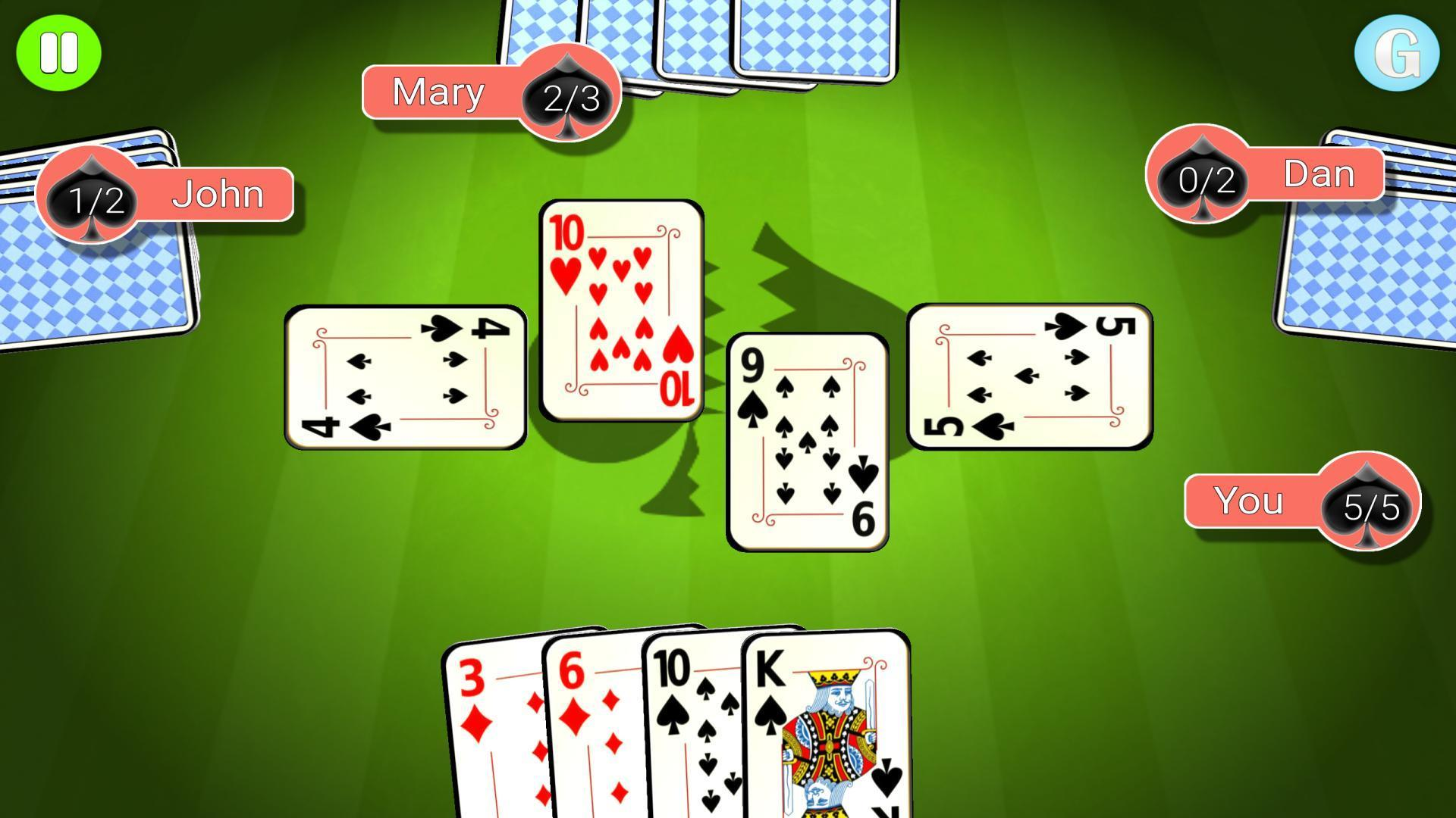 Spades Ultimate 1.1.3 Screenshot 6