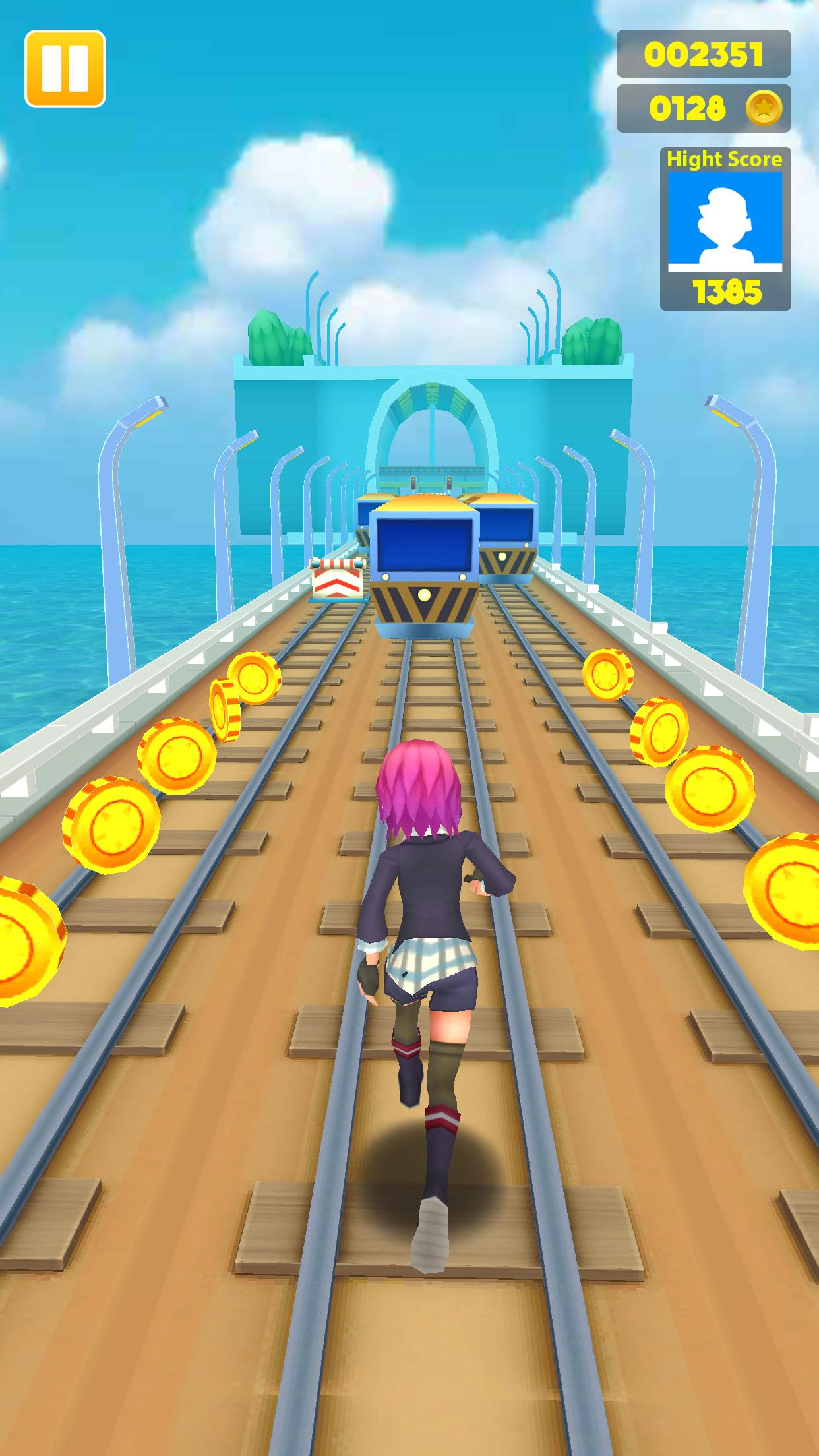 Subway Princess - Endless Run 14 Screenshot 1