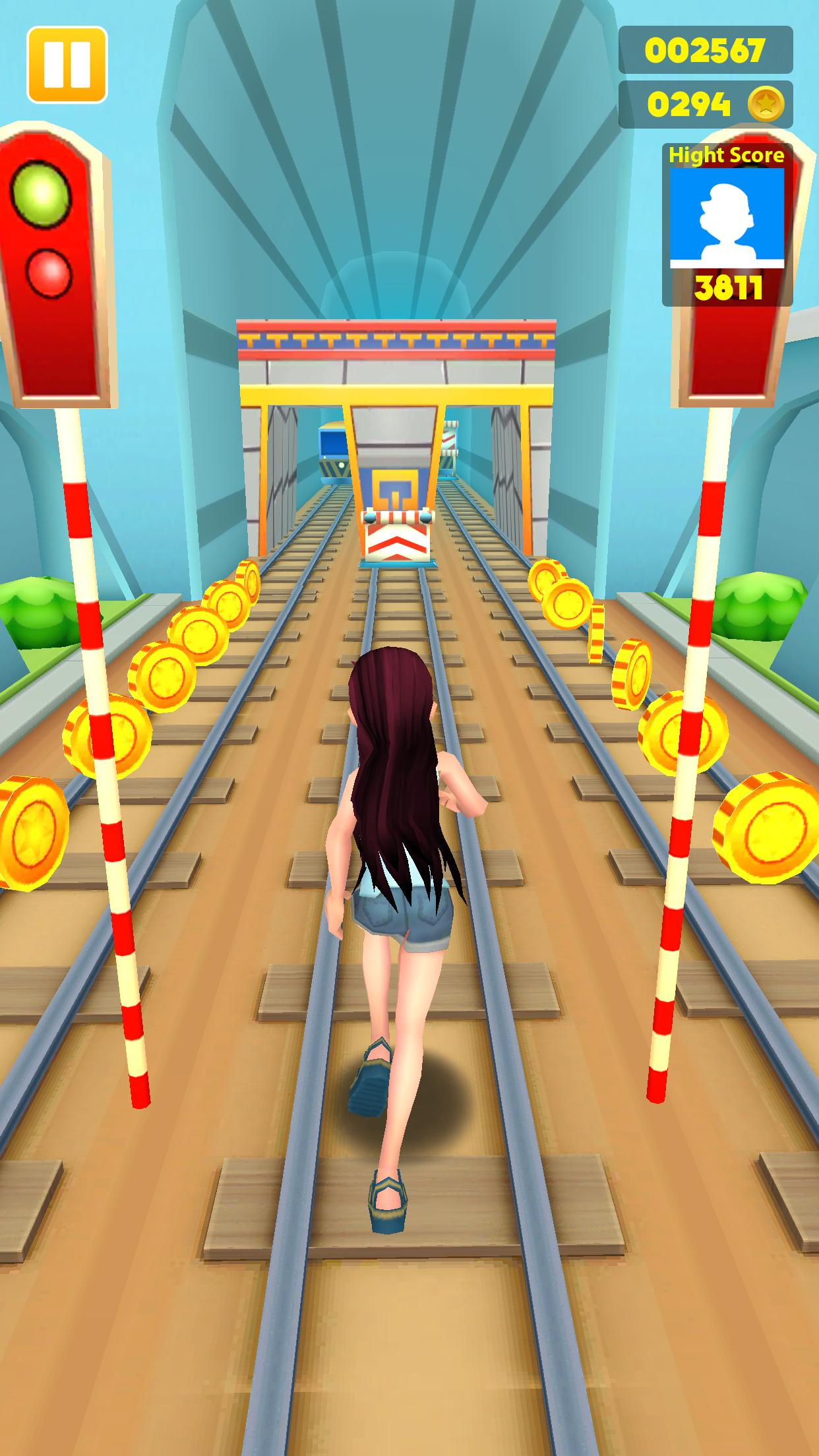 Subway Princess - Endless Run 14 Screenshot 3