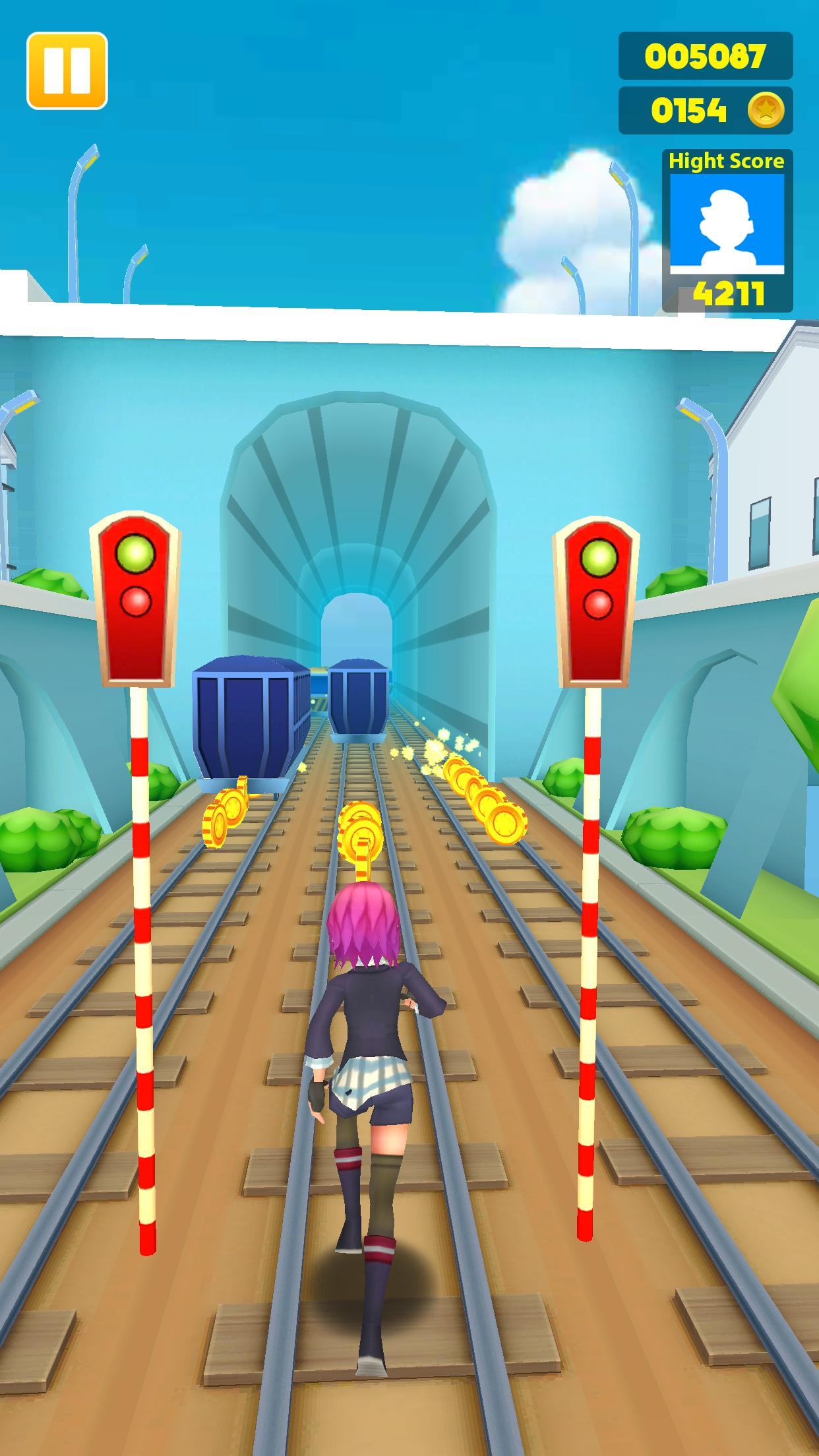 Subway Princess - Endless Run 14 Screenshot 6