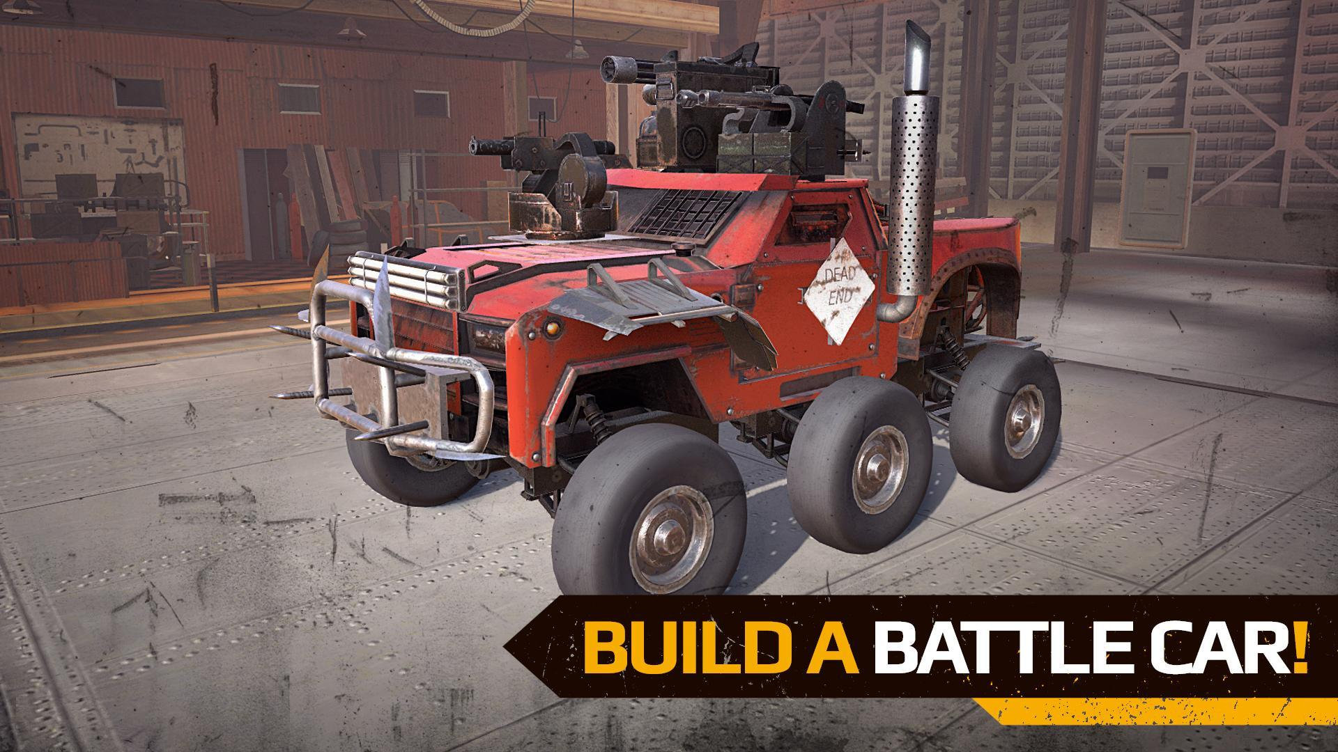 Crossout Mobile 0.6.4.32271 Screenshot 1