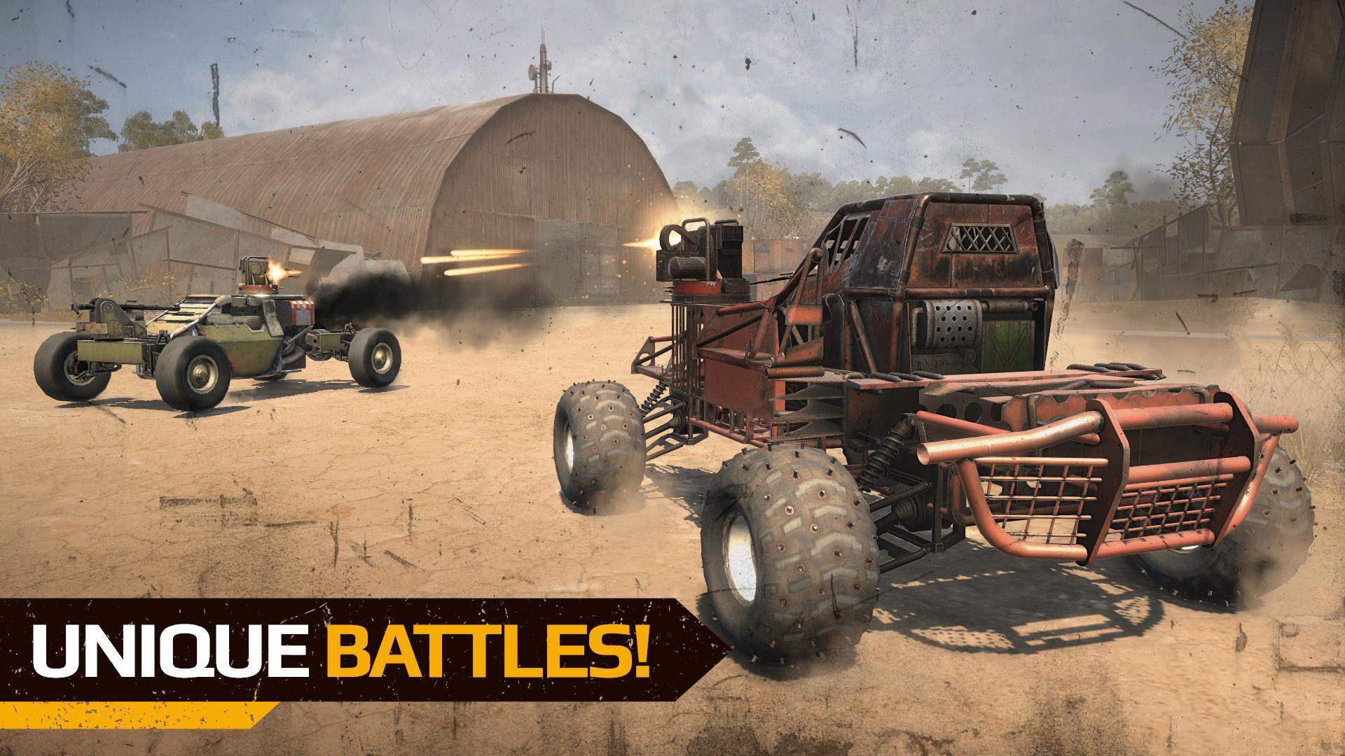 Crossout Mobile 0.6.4.32271 Screenshot 10