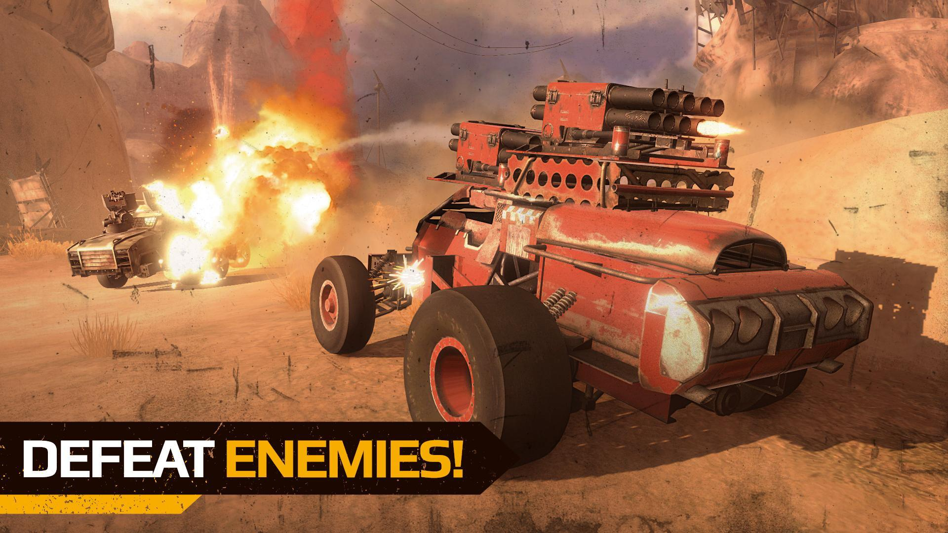 Crossout Mobile 0.6.4.32271 Screenshot 3