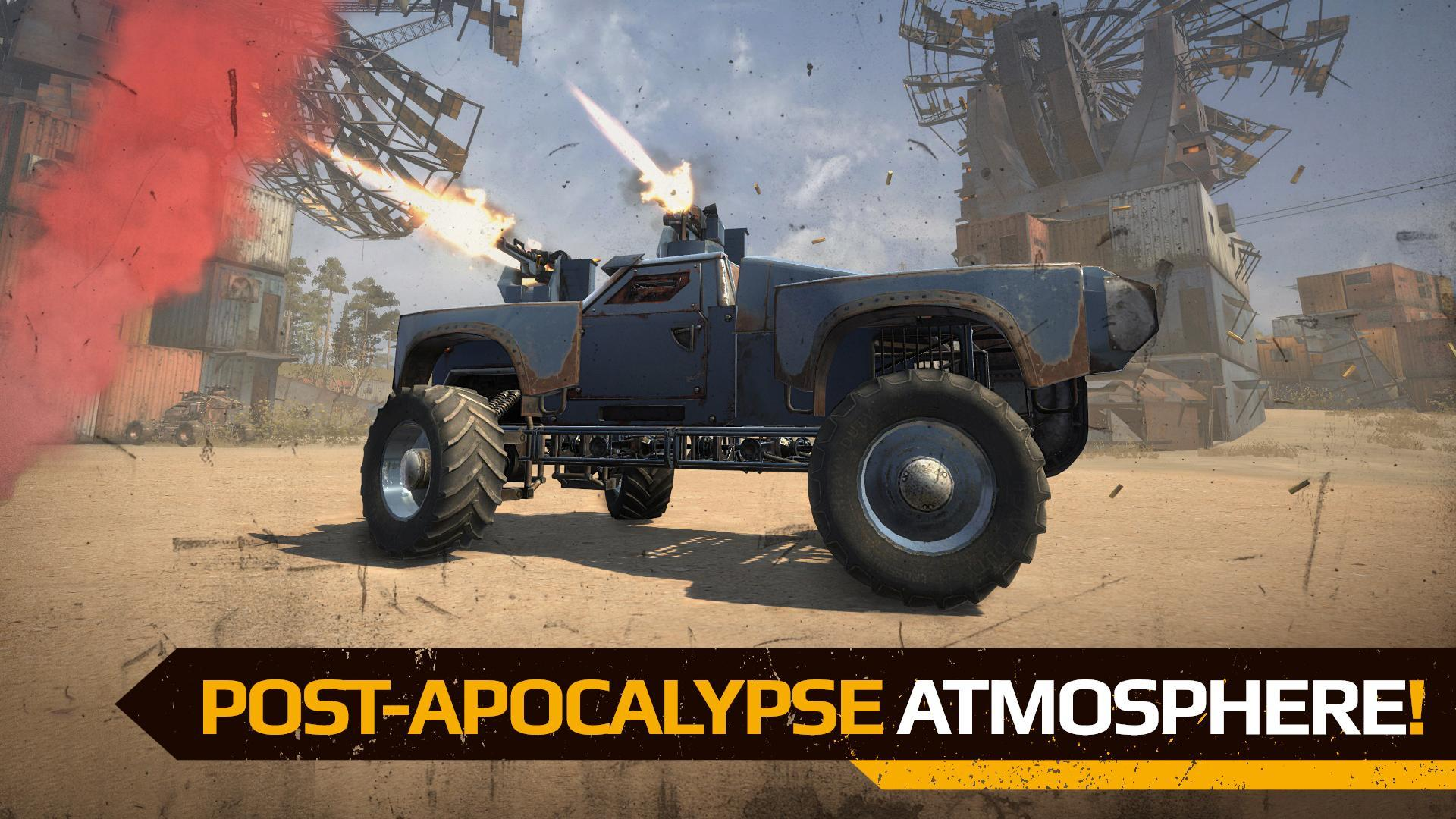 Crossout Mobile 0.6.4.32271 Screenshot 4