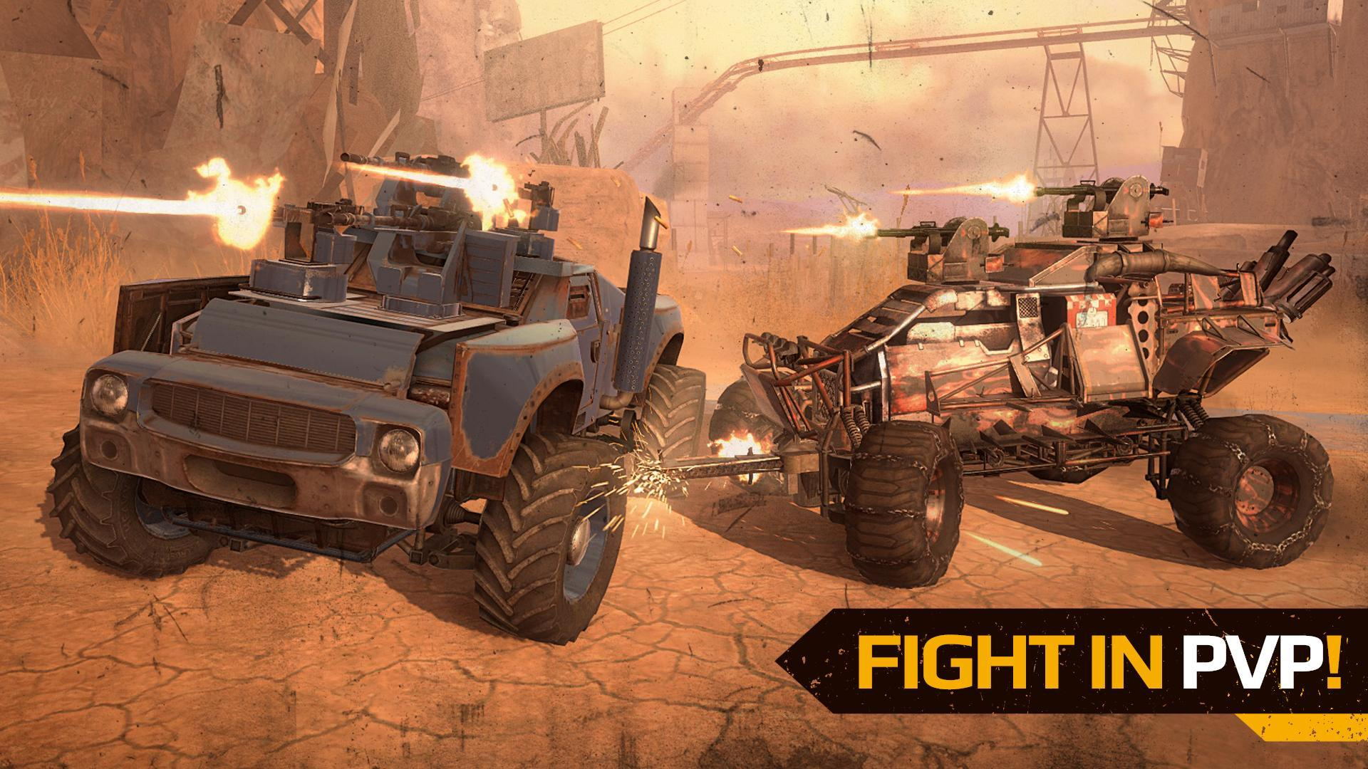 Crossout Mobile 0.6.4.32271 Screenshot 7