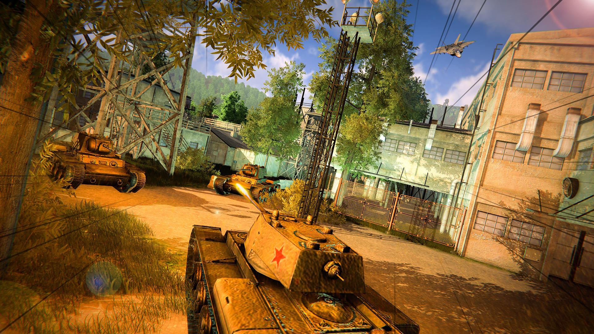 Tank Games 2020 Free Tank Battle Army Combat Games 1.3 Screenshot 3