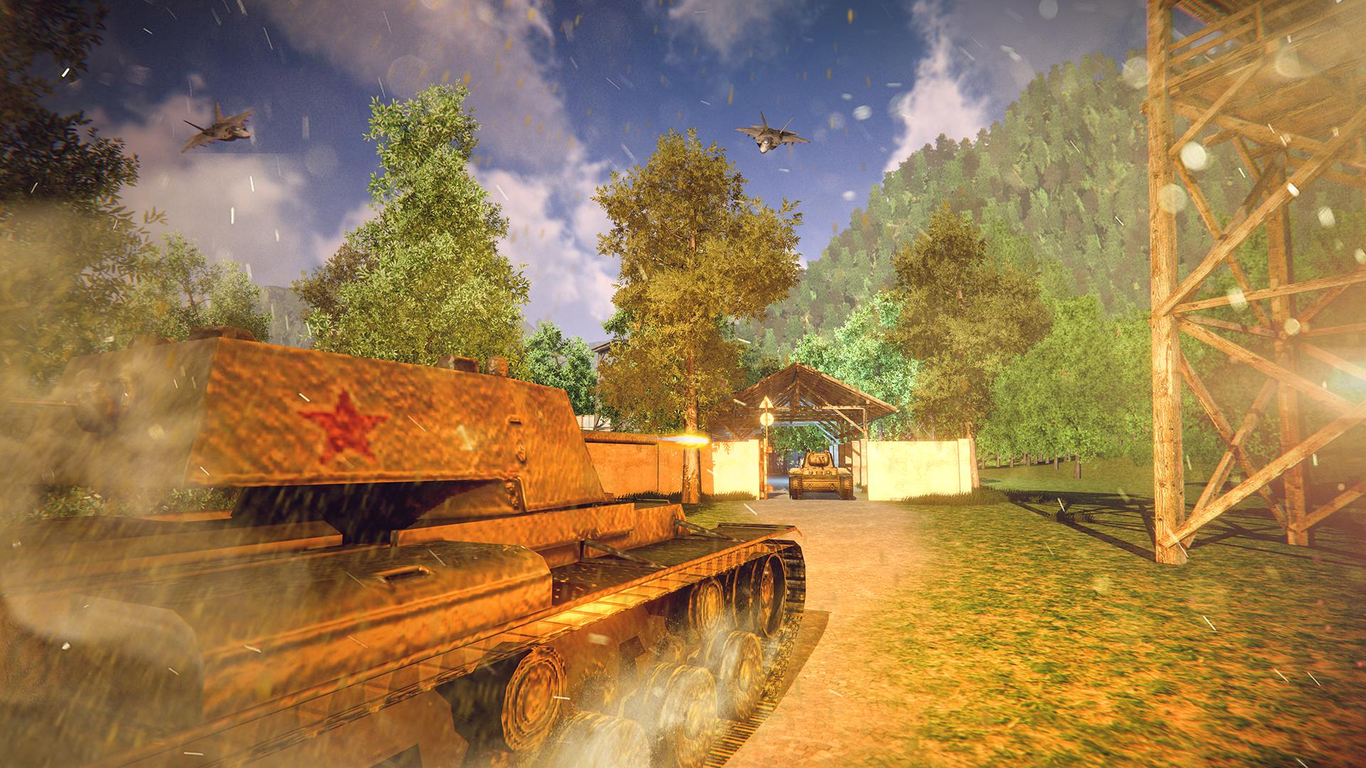 Tank Games 2020 Free Tank Battle Army Combat Games 1.3 Screenshot 4