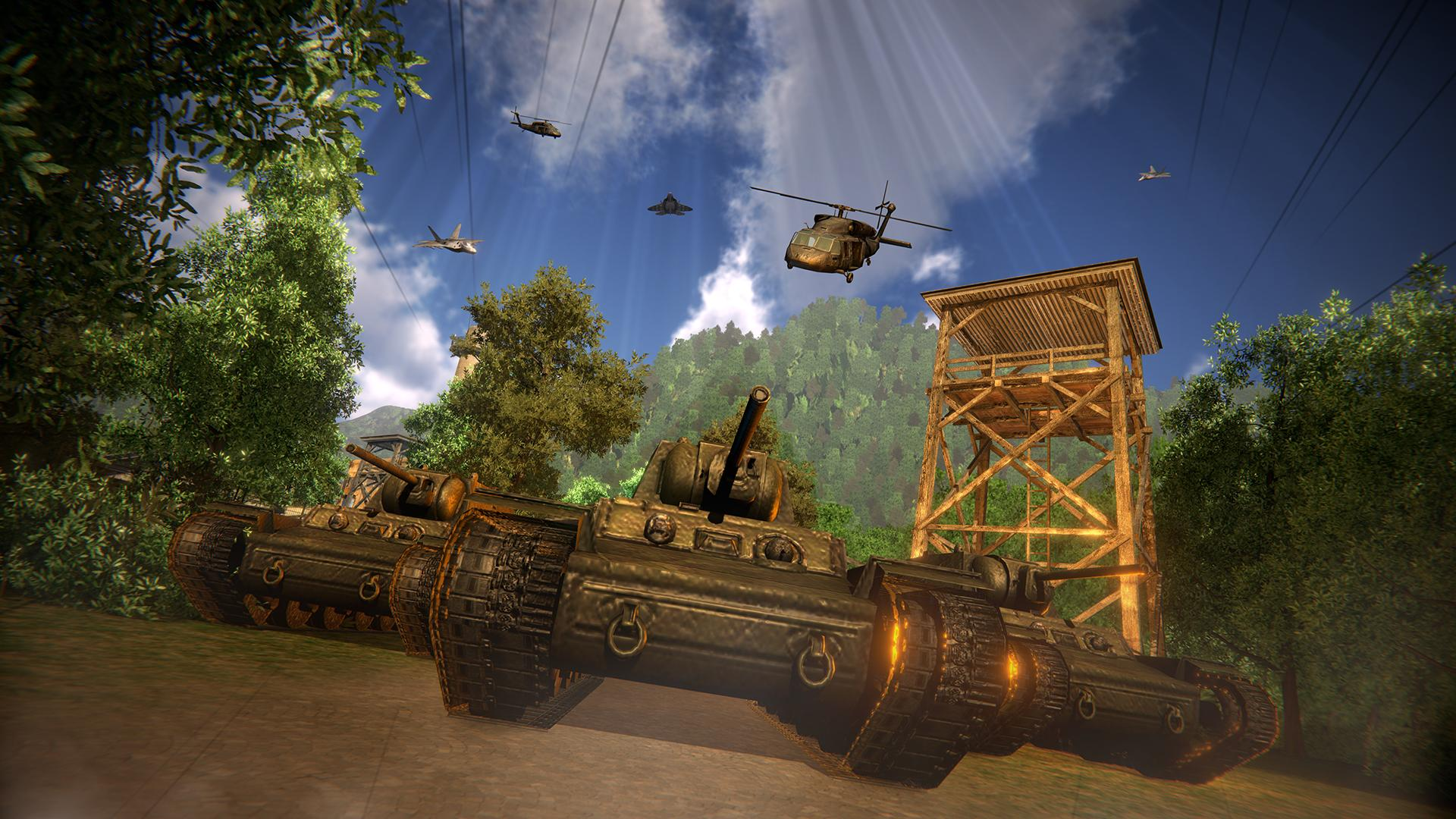 Tank Games 2020 Free Tank Battle Army Combat Games 1.3 Screenshot 5
