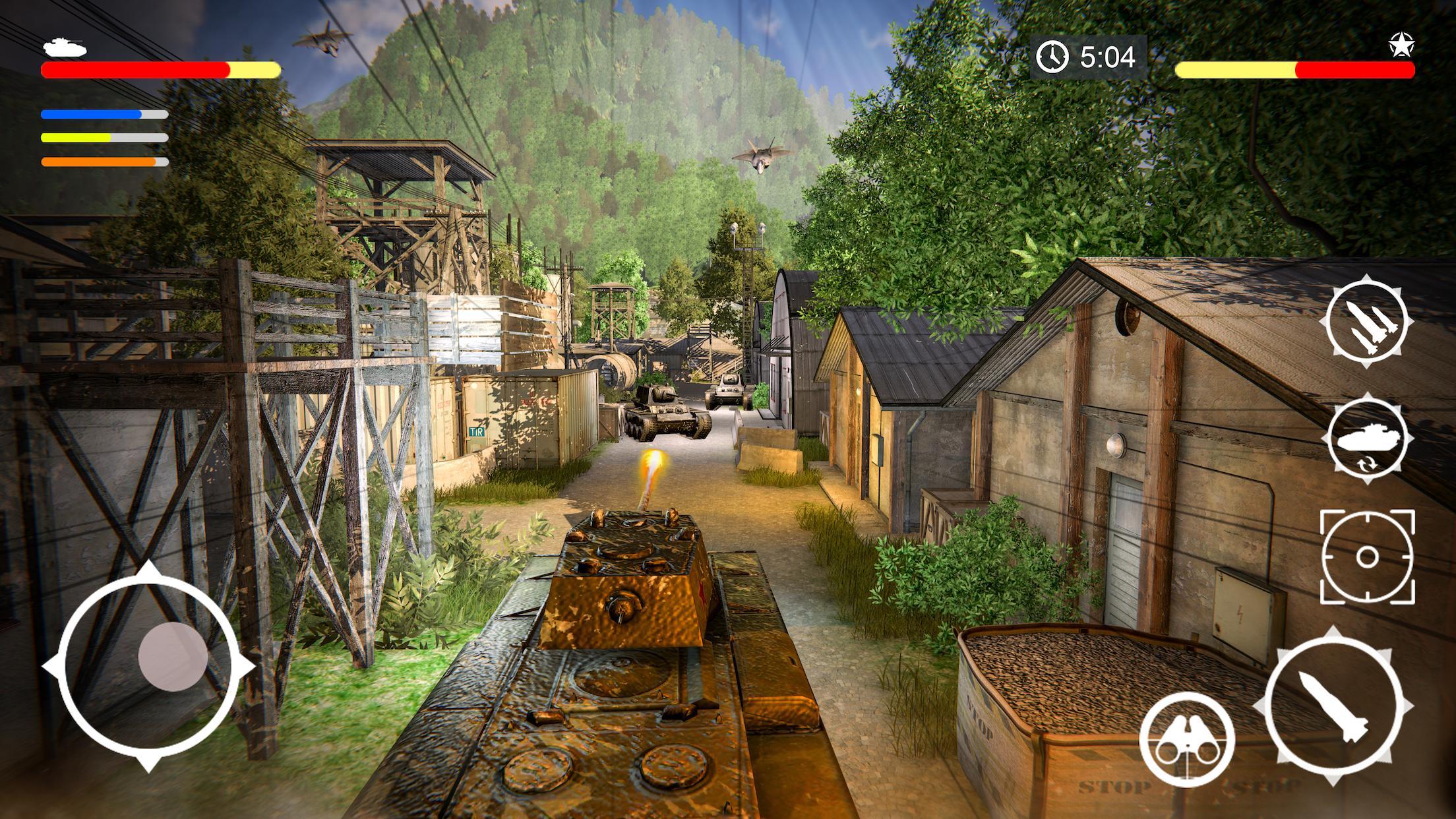 Tank Games 2020 Free Tank Battle Army Combat Games 1.3 Screenshot 7