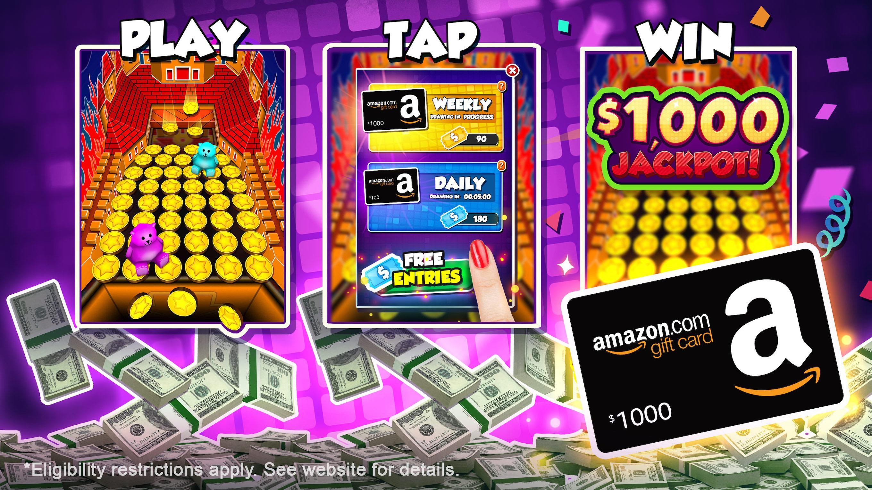 Coin Dozer Sweepstakes 23.0 Screenshot 2
