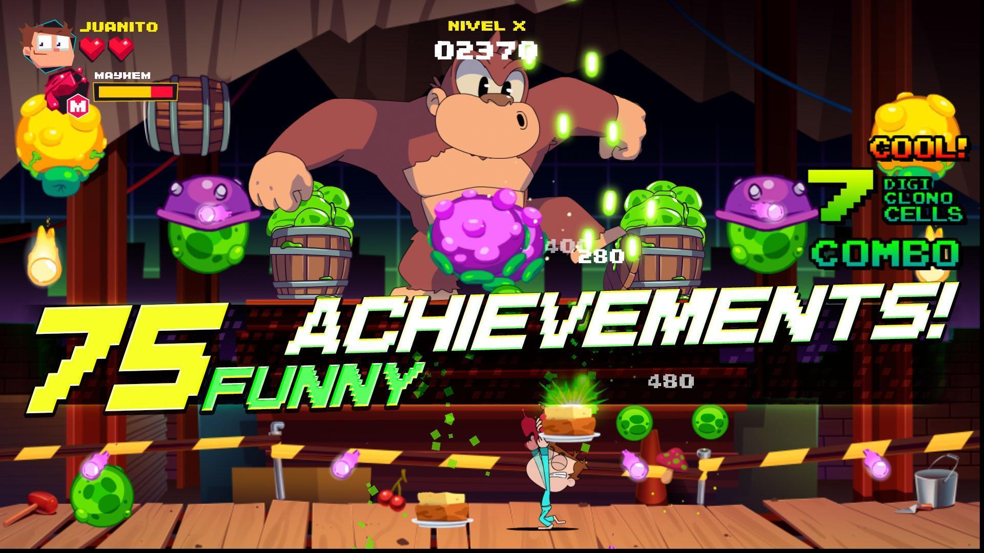 Arcade Mayhem Shooter 4.0.2 Screenshot 6
