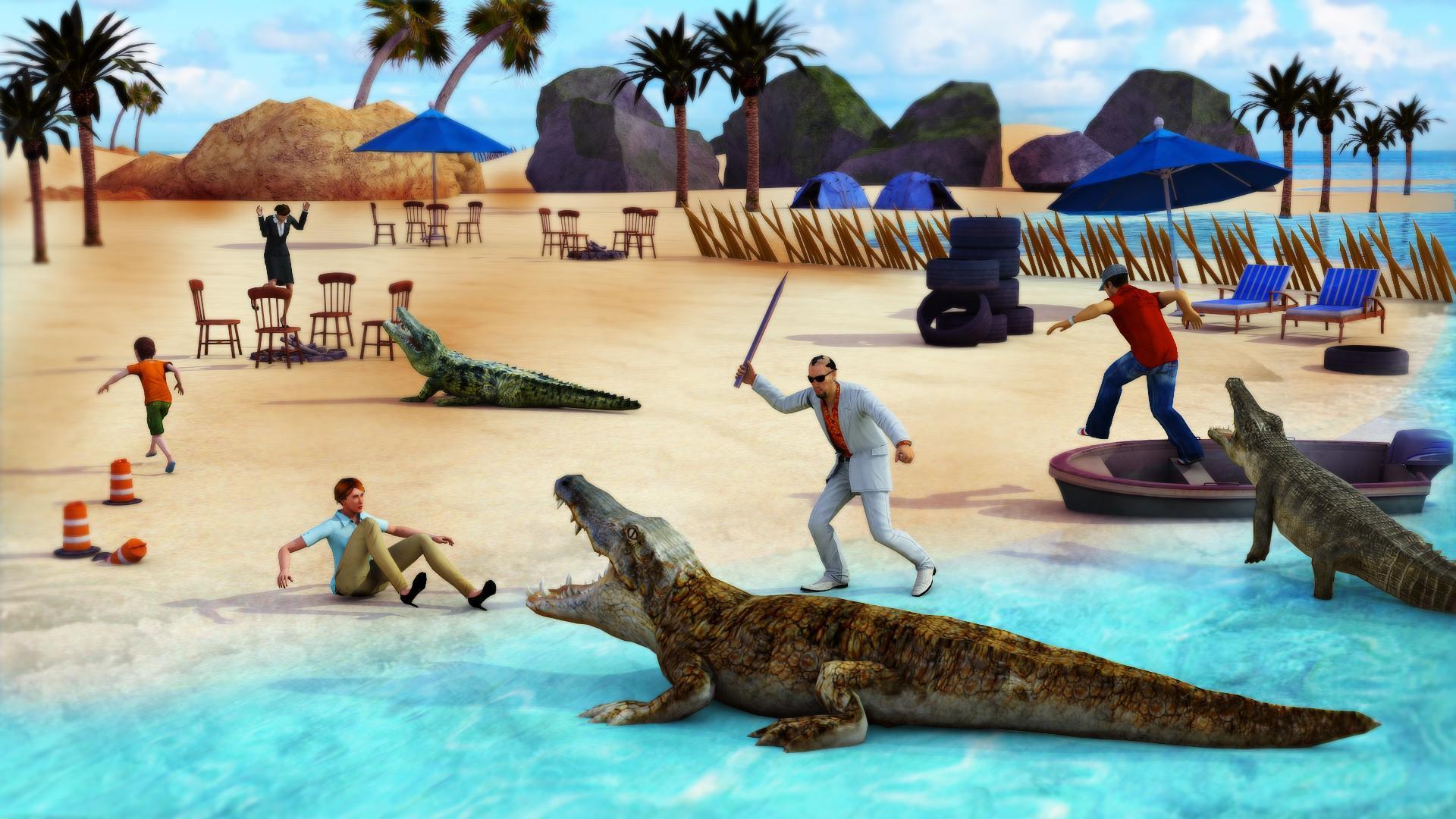 Animal Attack Simulator -Wild Hunting Games 1.0.37 Screenshot 12