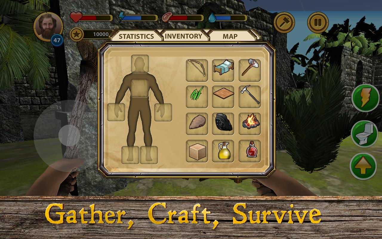Pirate Bay Island Survival 1.17 Screenshot 2