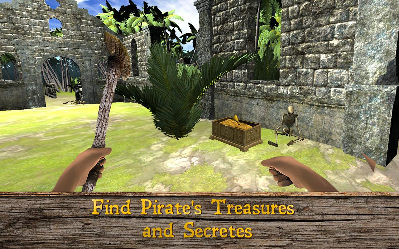 Pirate Bay Island Survival 1.17 Screenshot 3