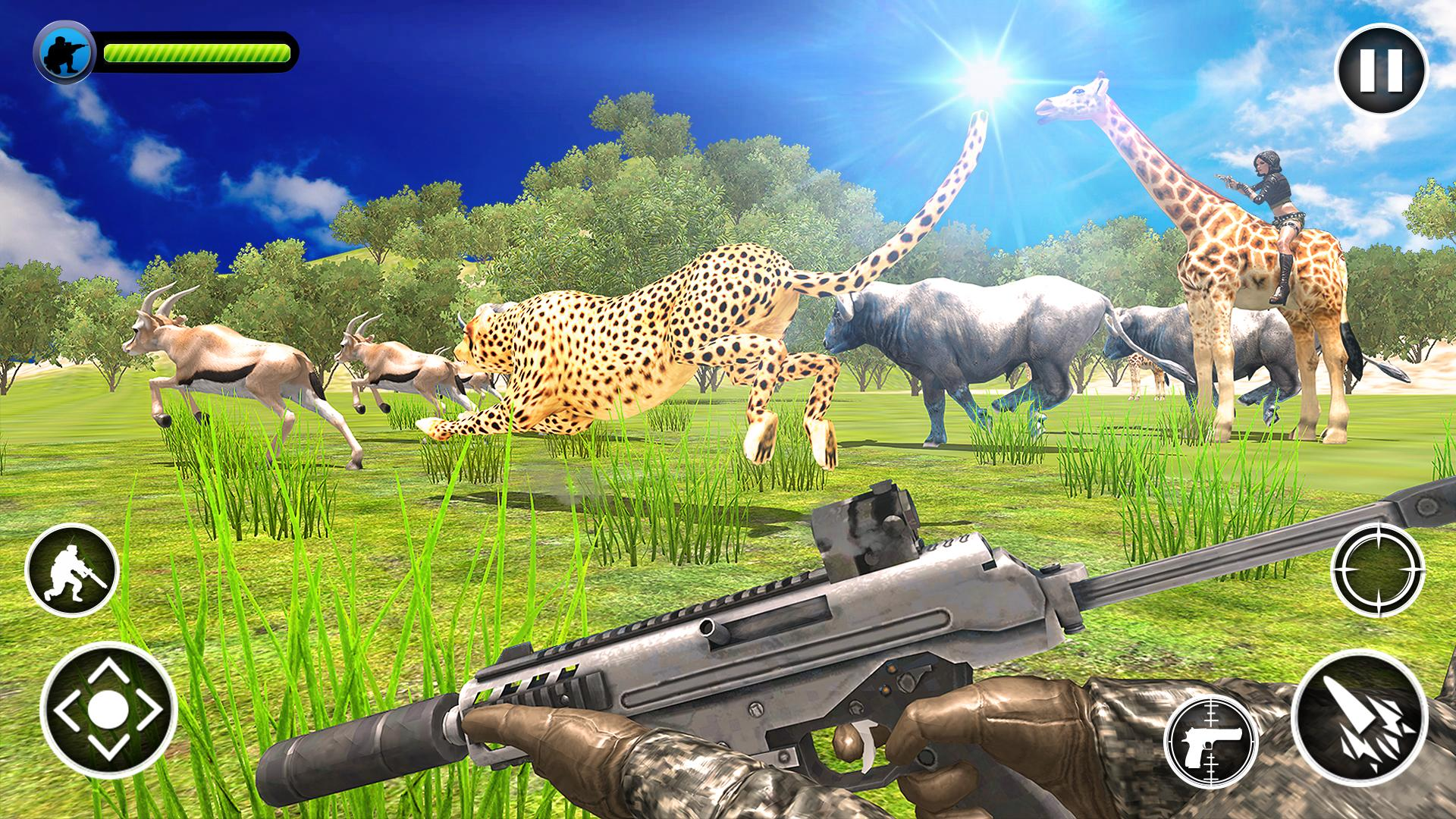 Animal Safari Hunter 1.0 Screenshot 1