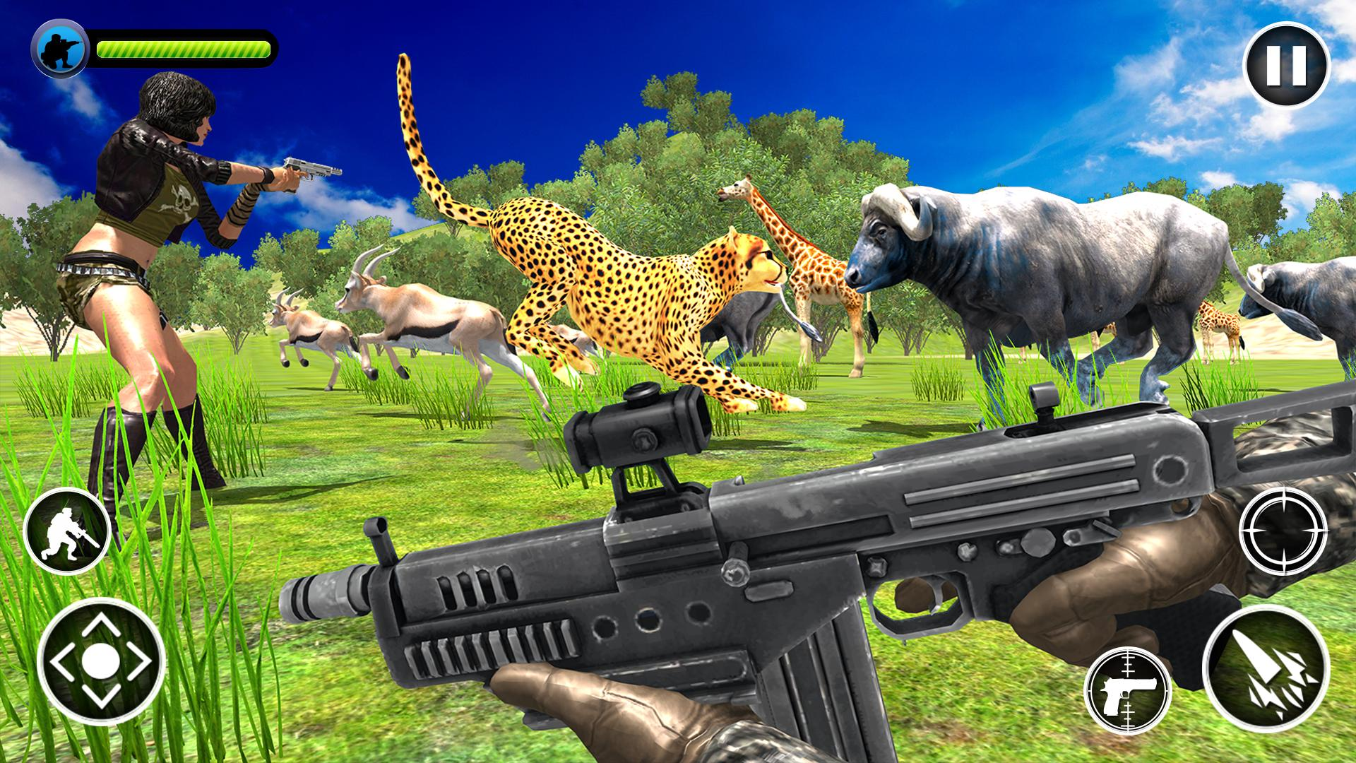 Animal Safari Hunter 1.0 Screenshot 13