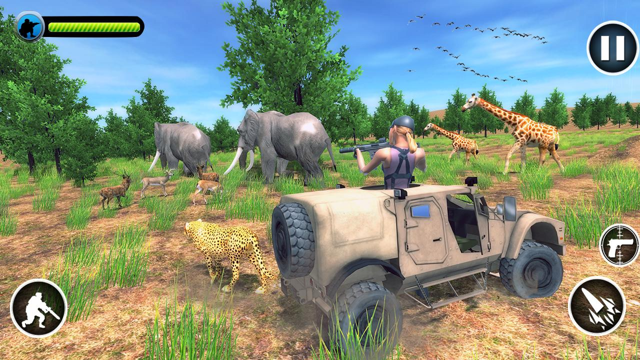 Animal Safari Hunter 1.0 Screenshot 2