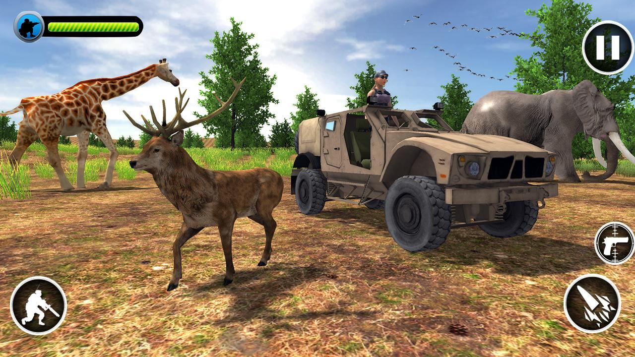 Animal Safari Hunter 1.0 Screenshot 4