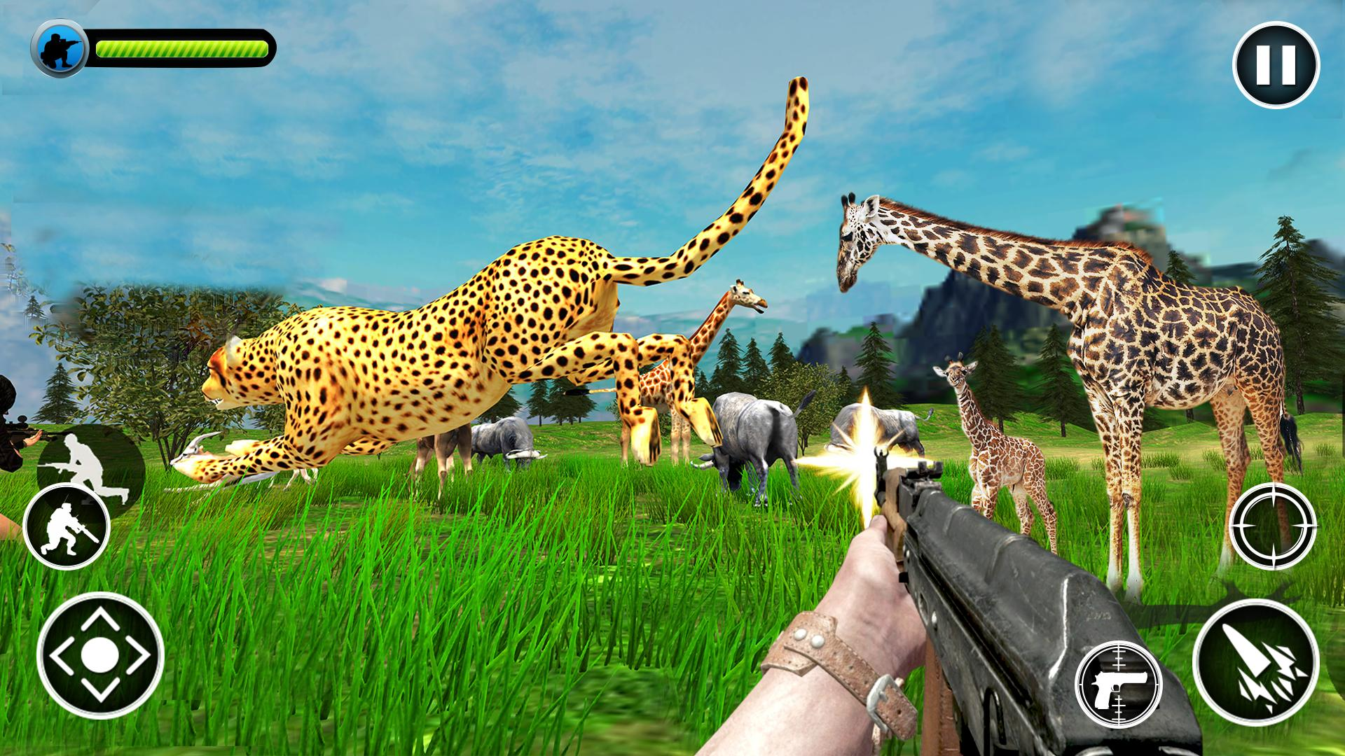 Animal Safari Hunter 1.0 Screenshot 8