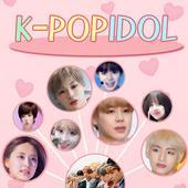 K-POP Idol Find Game app icon