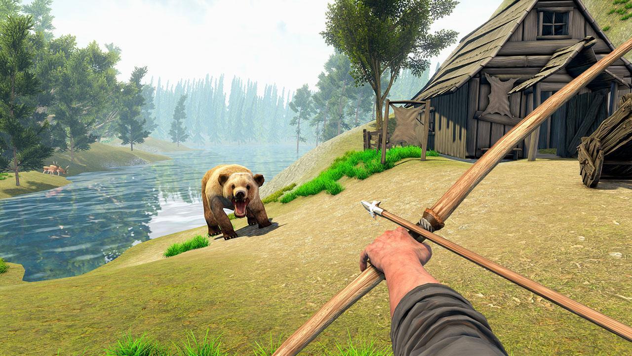Woodcraft - Survival Island 1.33 Screenshot 13