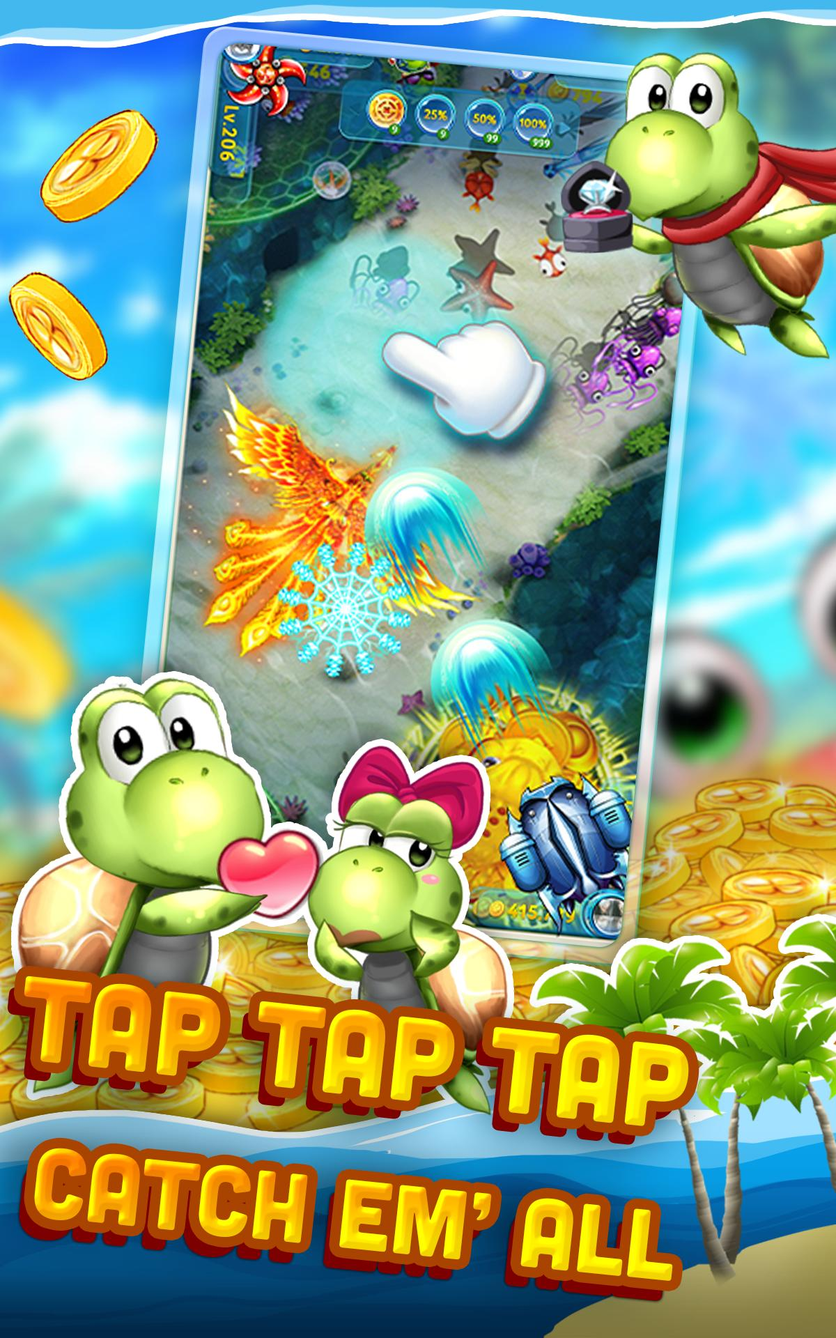 iFish ZingPlay - Fish Shooter 2020.3.5 Screenshot 1