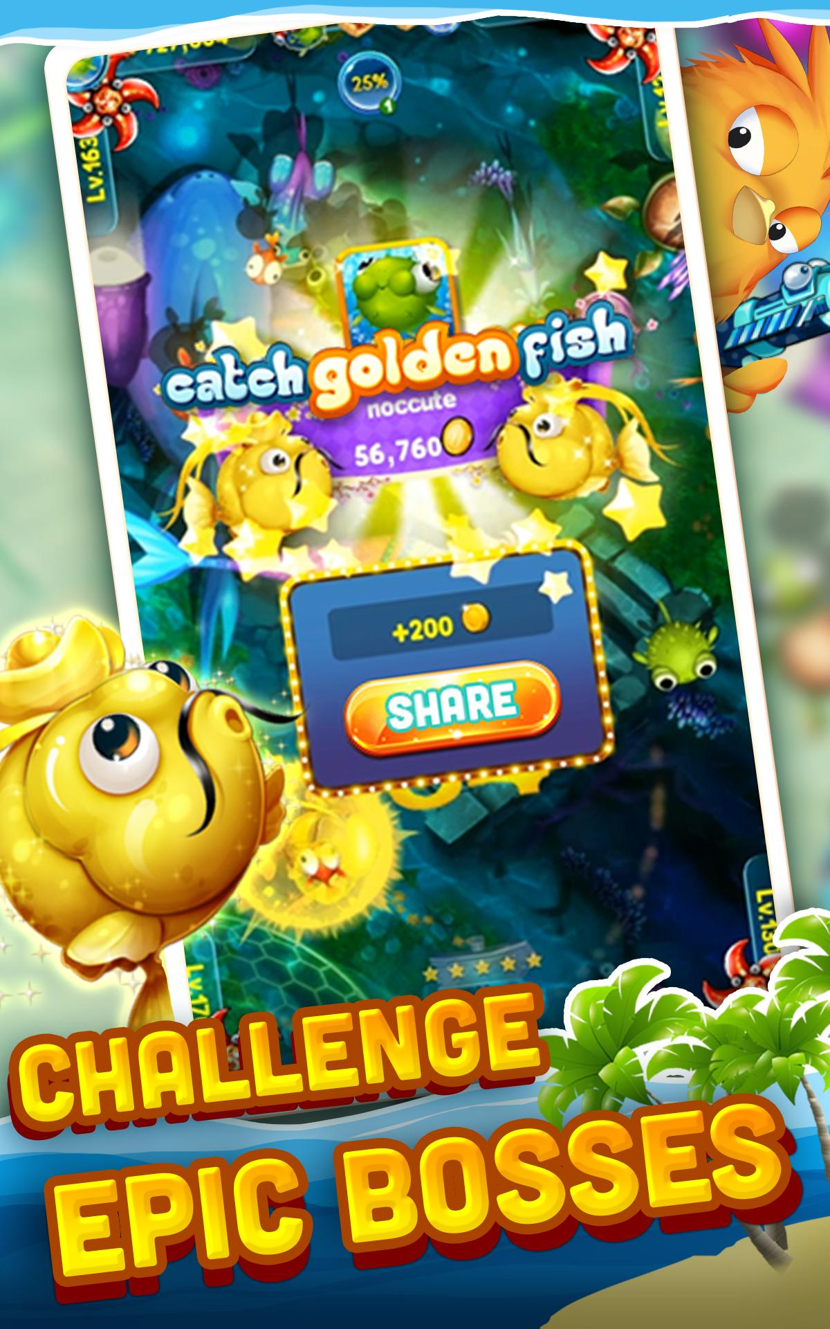 iFish ZingPlay - Fish Shooter 2020.3.5 Screenshot 2