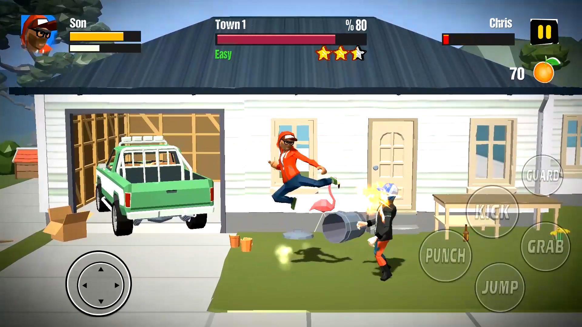 City Fighter vs Street Gang 2.1.2 Screenshot 18